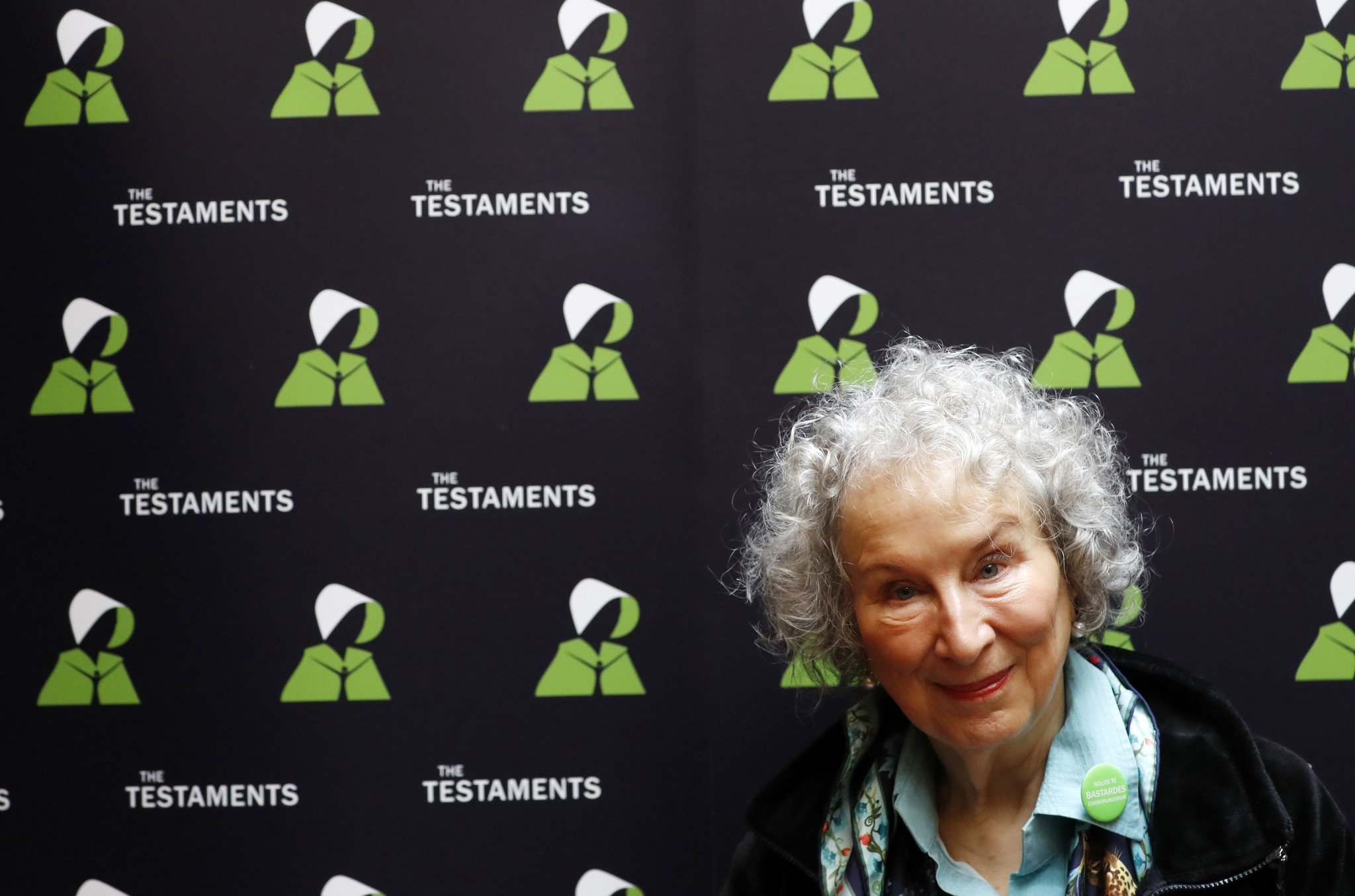 Alastair Grant / The Associated Press files</p><p>Margaret Atwood will host a local launch for her new book The Testaments on Sept. 30 at RMTC.</p>
