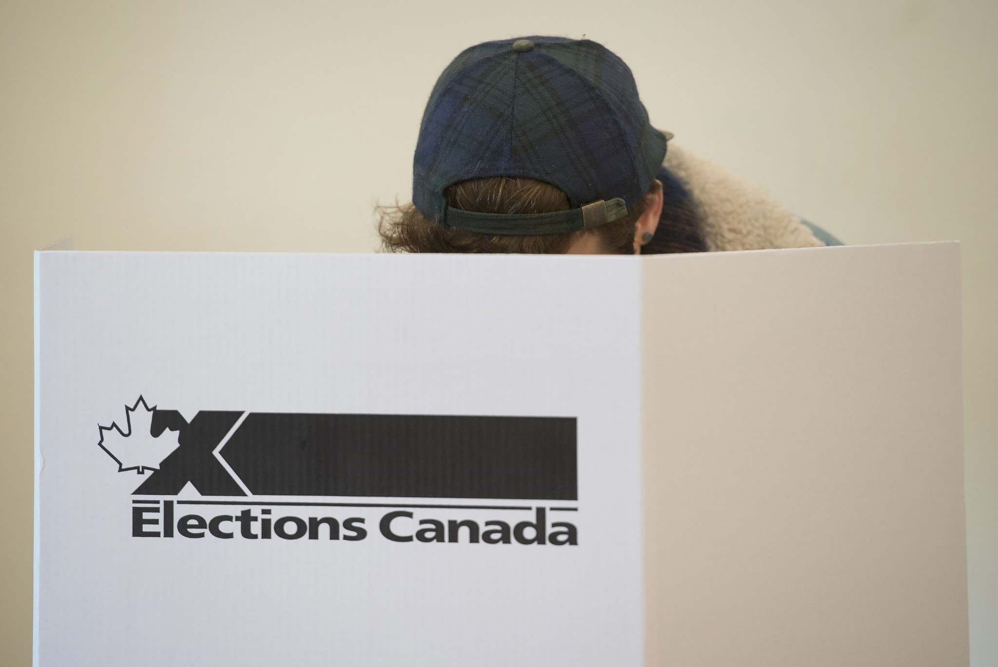 Right now, it seems entirely possible the nation might set some sort of record for low voter turnout in this election, given Canada's political parties are doing everything they can to dampen enthusiasm. (Graham Hughes / Canadian Press files)