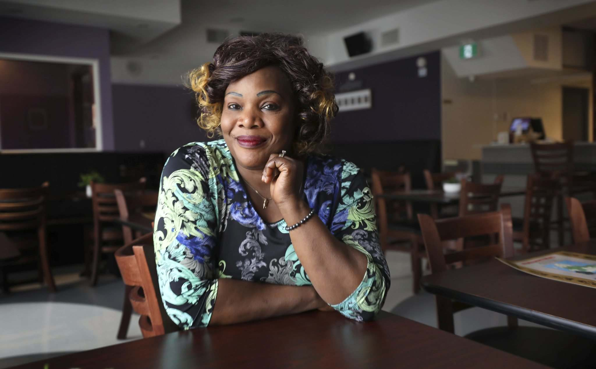 RUTH BONNEVILLE / WINNIPEG FREE PRESS </p><p>Elizabeth Lawal is one of six Nigerian-Canadians being honoured Saturday night by Nigerian cultural organizations for their contributions to Manitoba.</p>