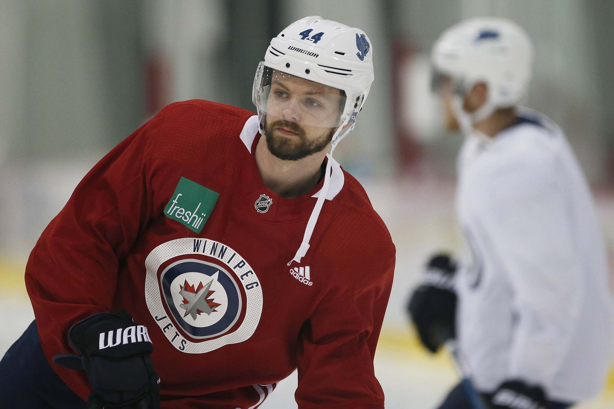 THE CANADIAN PRESS/John Woods</p><p>Winnipeg Jets' Josh Morrissey is slated to return to action against Pittsburgh after a one-game injury absence.</p>
