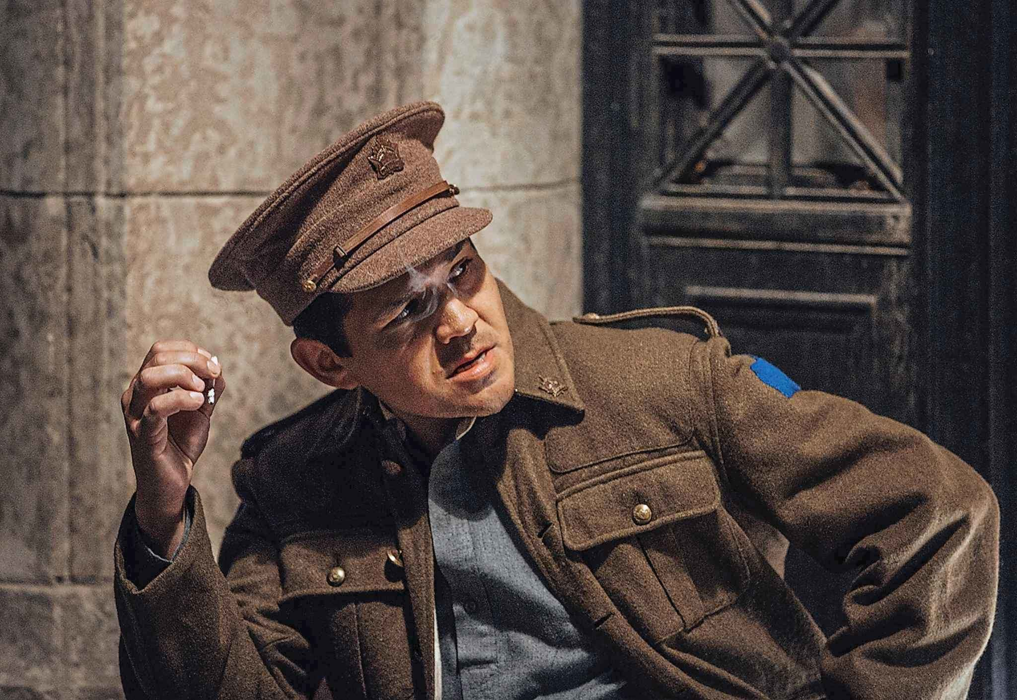 Métis actor Gabriel Daniels stars in Stand! The international movie-musical is set during the 1919 Winnipeg General Strike and is based on the Danny Schur-Rick Chafe stage musical Strike!