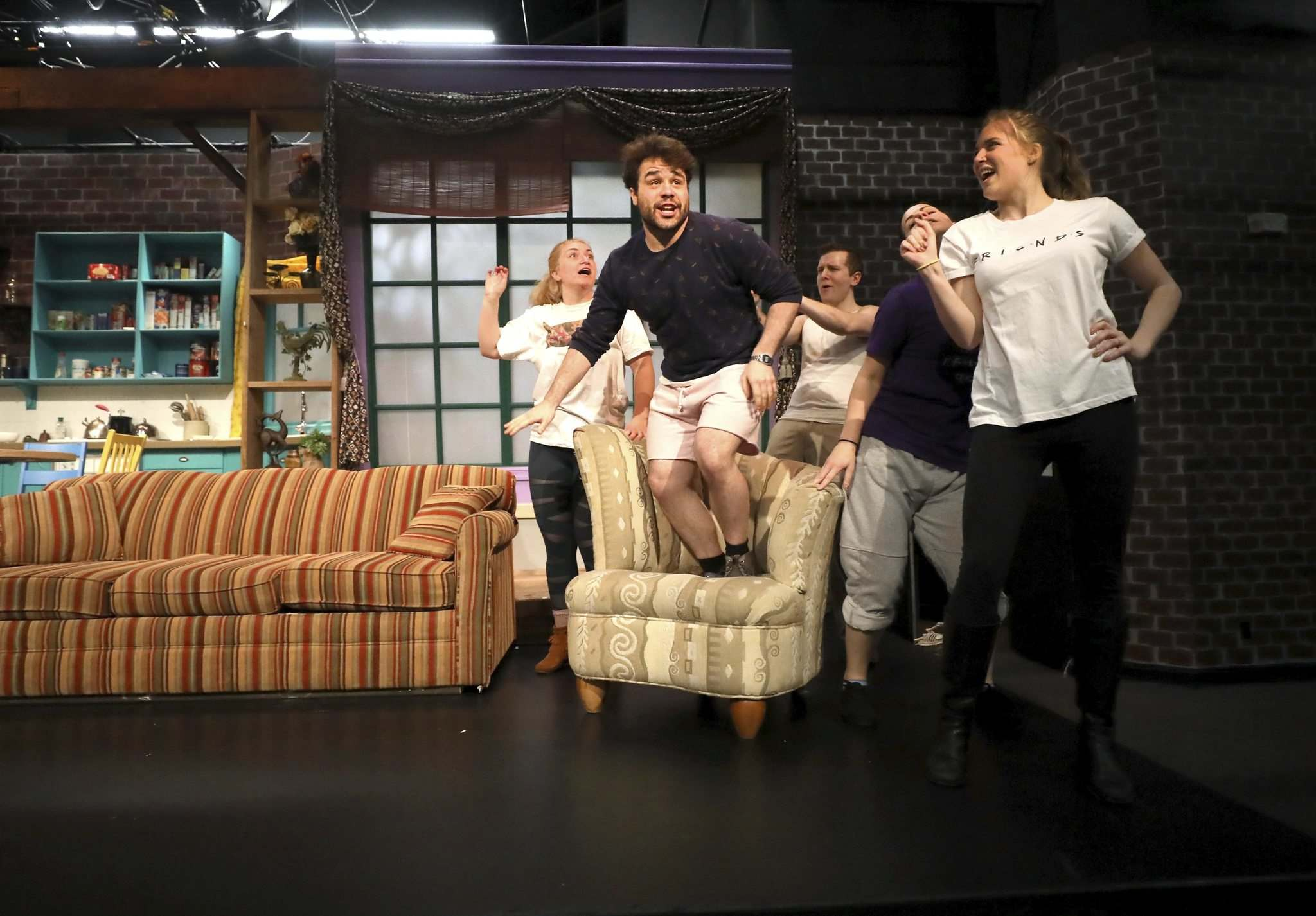Randy Apostle credits the success of the show to the production quality and the talent both onstage and behind-the-scenes. (Ruth Bonneville / Winnipeg Free Press)