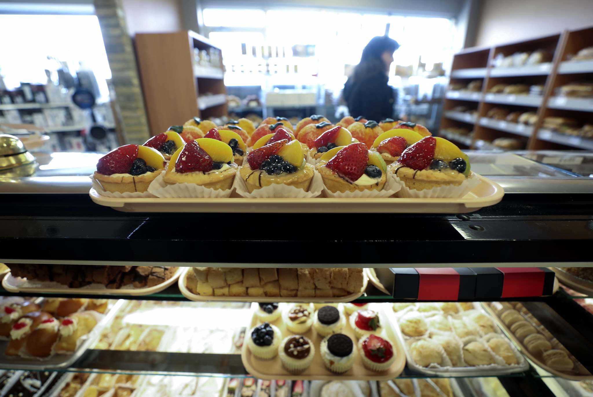 De Luca's has since grown from 2,000 square feet to close to 15,000, thanks to an attached cooking school, wine store, deli and bakery.