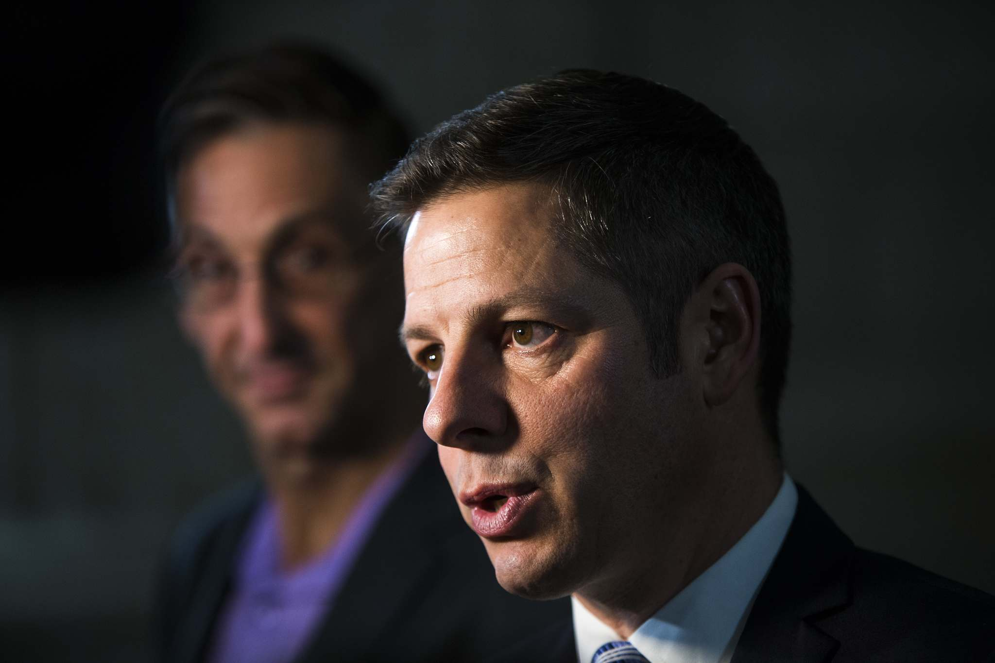 MIKAELA MACKENZIE / WINNIPEG FREE PRESS</p><p>Mayor Brian Bowman's pledge to cap annual property taxes to a 2.33 per cent increase for the next four years came under fire at a special meeting of the executive policy committee, Thursday.</p>
