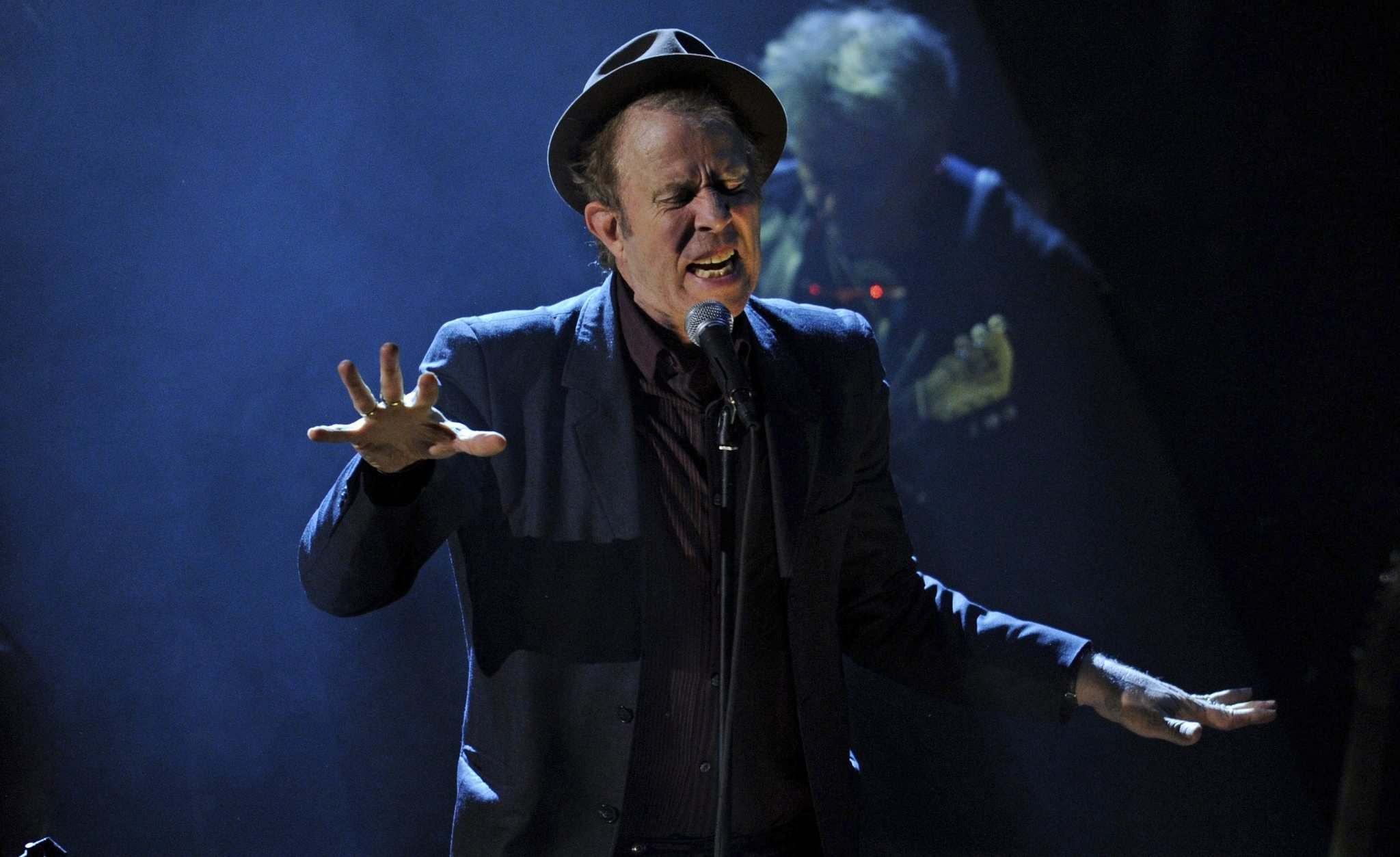 Evan Agostini / The Associated Press files</p><p>The Times Change(d) High & Lonesome Club is ringing in Tom Waits' 70th birthday with a tribute concert on Friday, Dec. 6., featuring Kipp Kocay and his Nighthawk Diners and Mayor Matt Allen and the Little Buddies.</p>