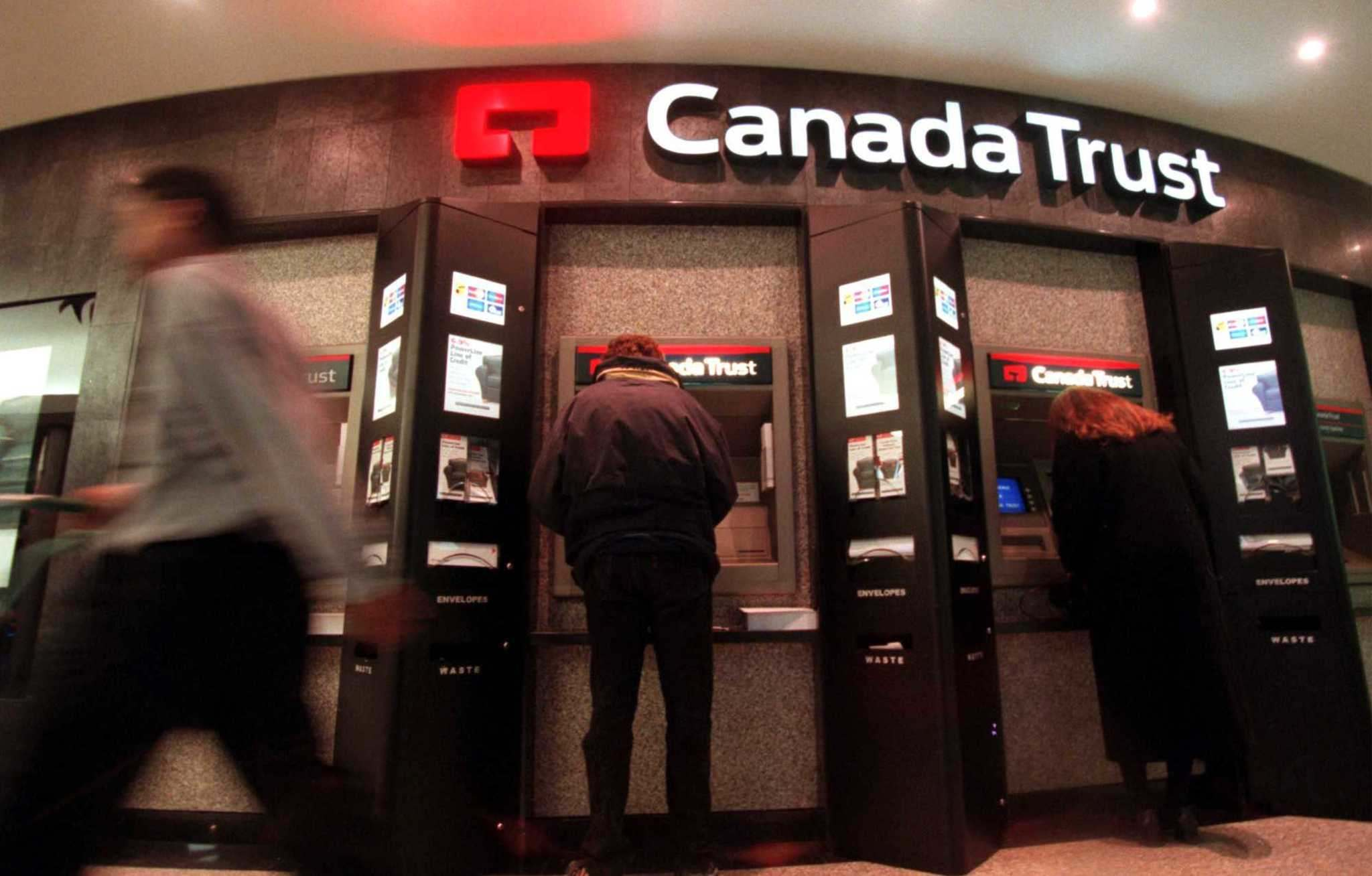 VINCE TALOTTA / THE CANADIAN PRESS FILES</p><p>Some were concerned Y2K could bring the failure of banking systems. </p>