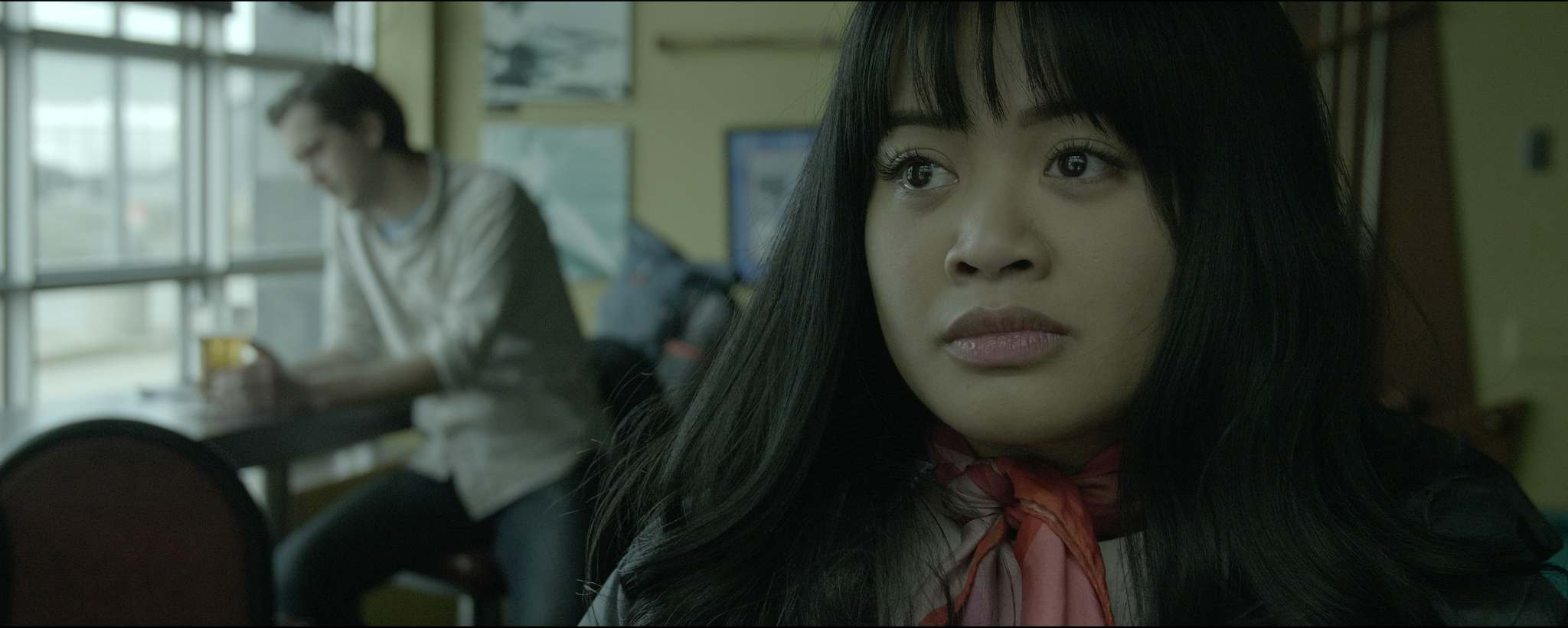 Hera Nalem in Sean Garrity's film I Propose We Never See Each Other Again After Tonight. (Supplied)