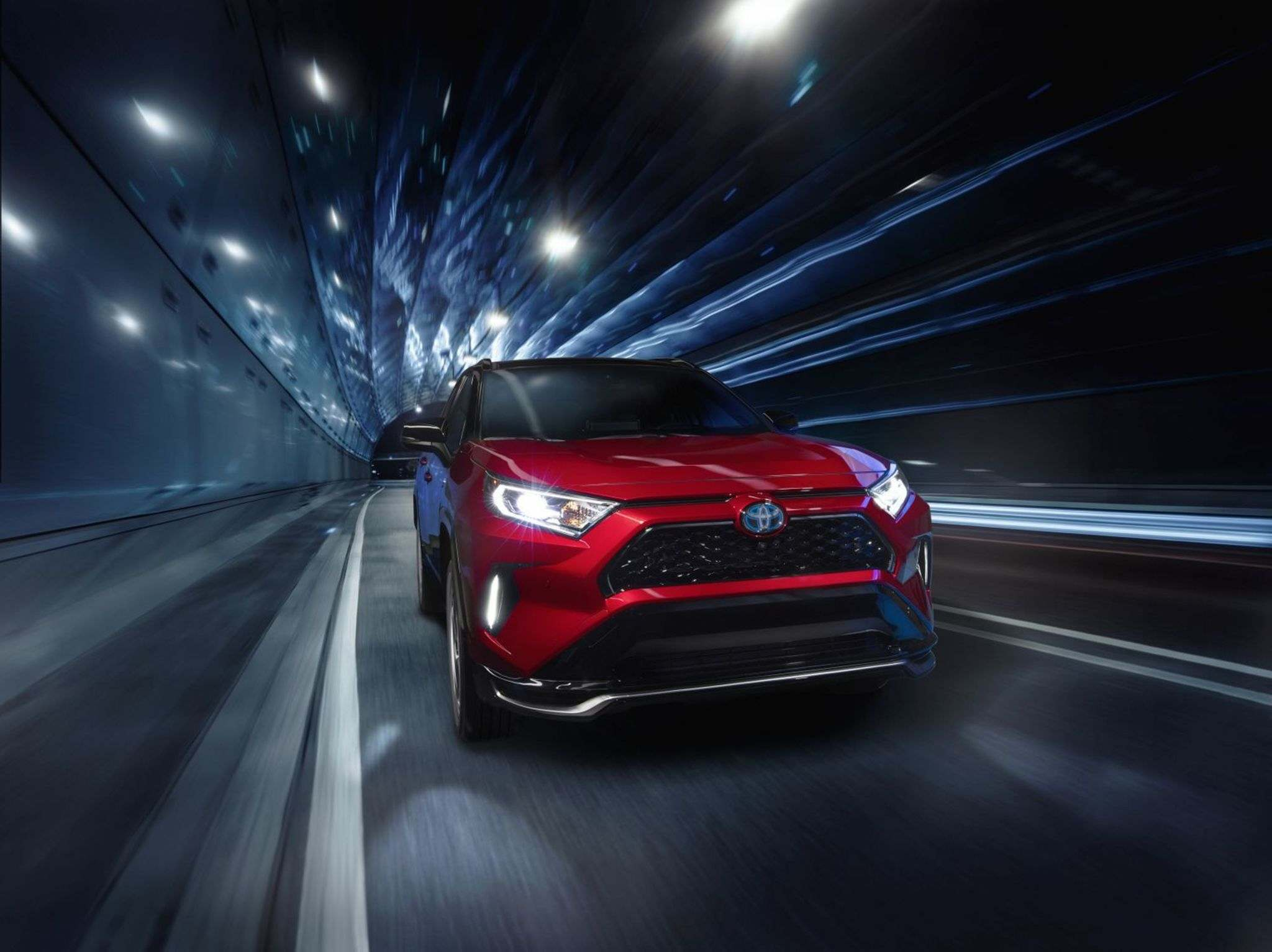 The EV range of the RAV4 Prime is best in class at 60 kilometres, which is enough for most Canadians' daily commutes. The 2021 Toyota RAV4 Prime plug-in hybrid will be available in the summer of 2020.</p>