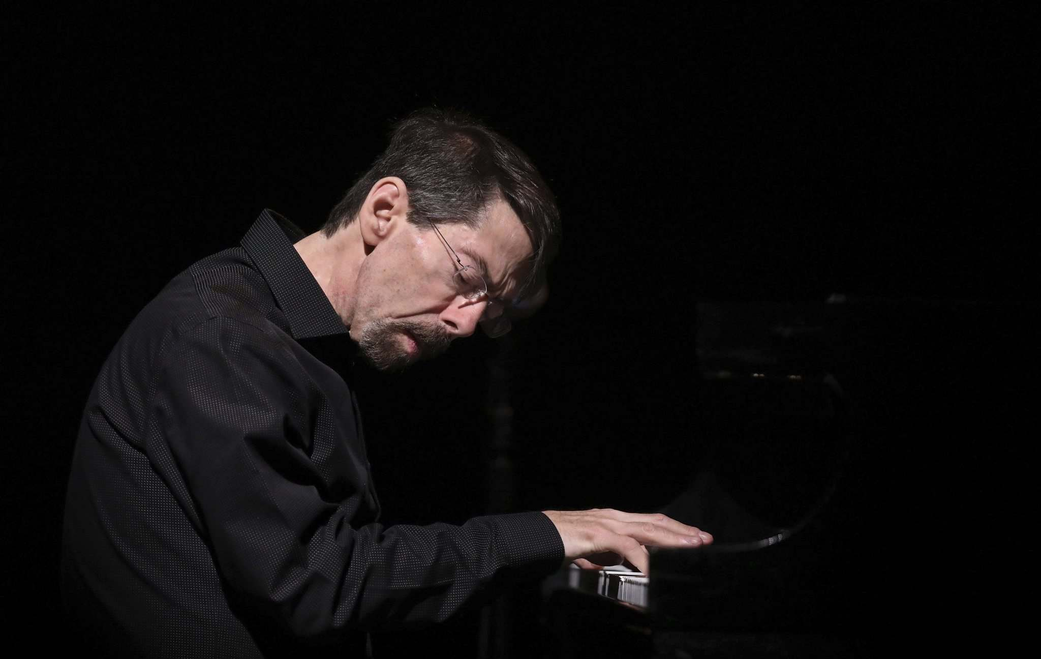 Chris Sweda / Chicago Tribune files</p><p>Fred Hersch's Live in Europe and Whirl were standouts in the decade and 2019.</p></p>