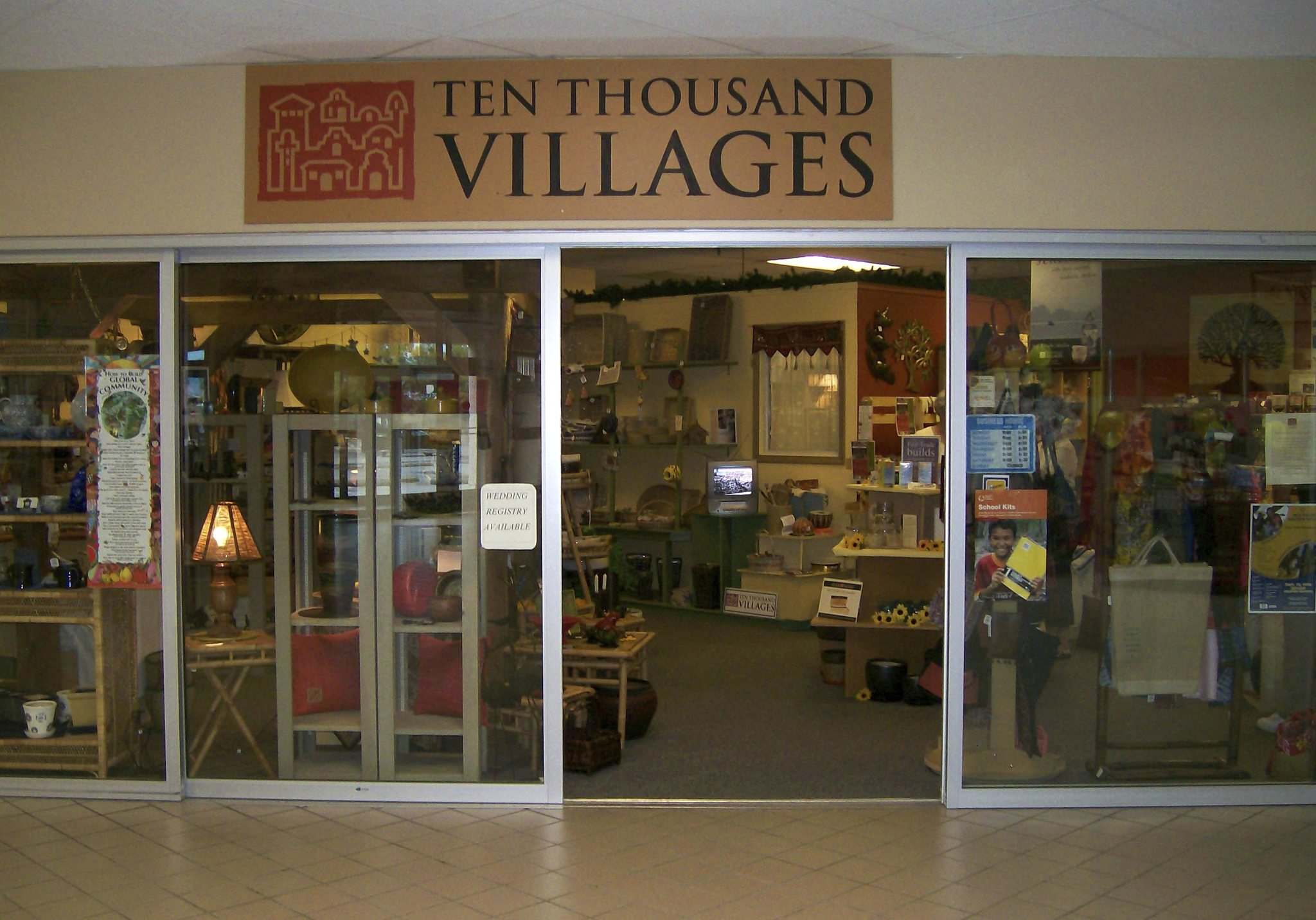 Ten Thousand Villages in Altona, a gift store and fair-trade enterprise, is closing at the end of December. (Supplied)