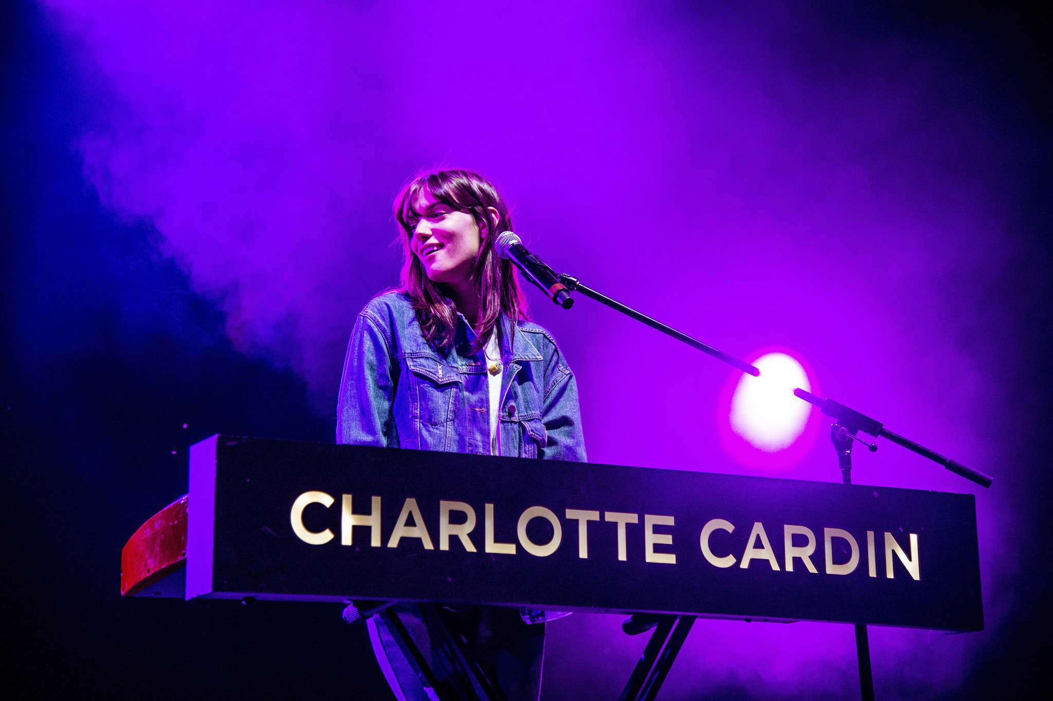 Headliners include Charlotte Cardin. (Amy Harris / Invision files)</p>