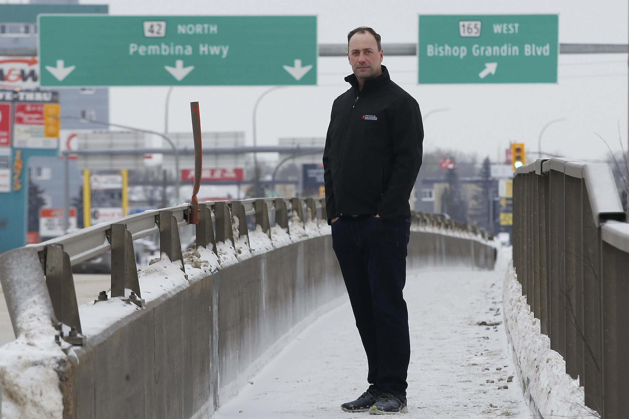 """I think what's really important is that there's the ability for many communities, and especially communities that haven't necessarily been listened to (in the past), to have a voice in this,"" Ry Moran said. (John Woods / Winnipeg Free Press)"
