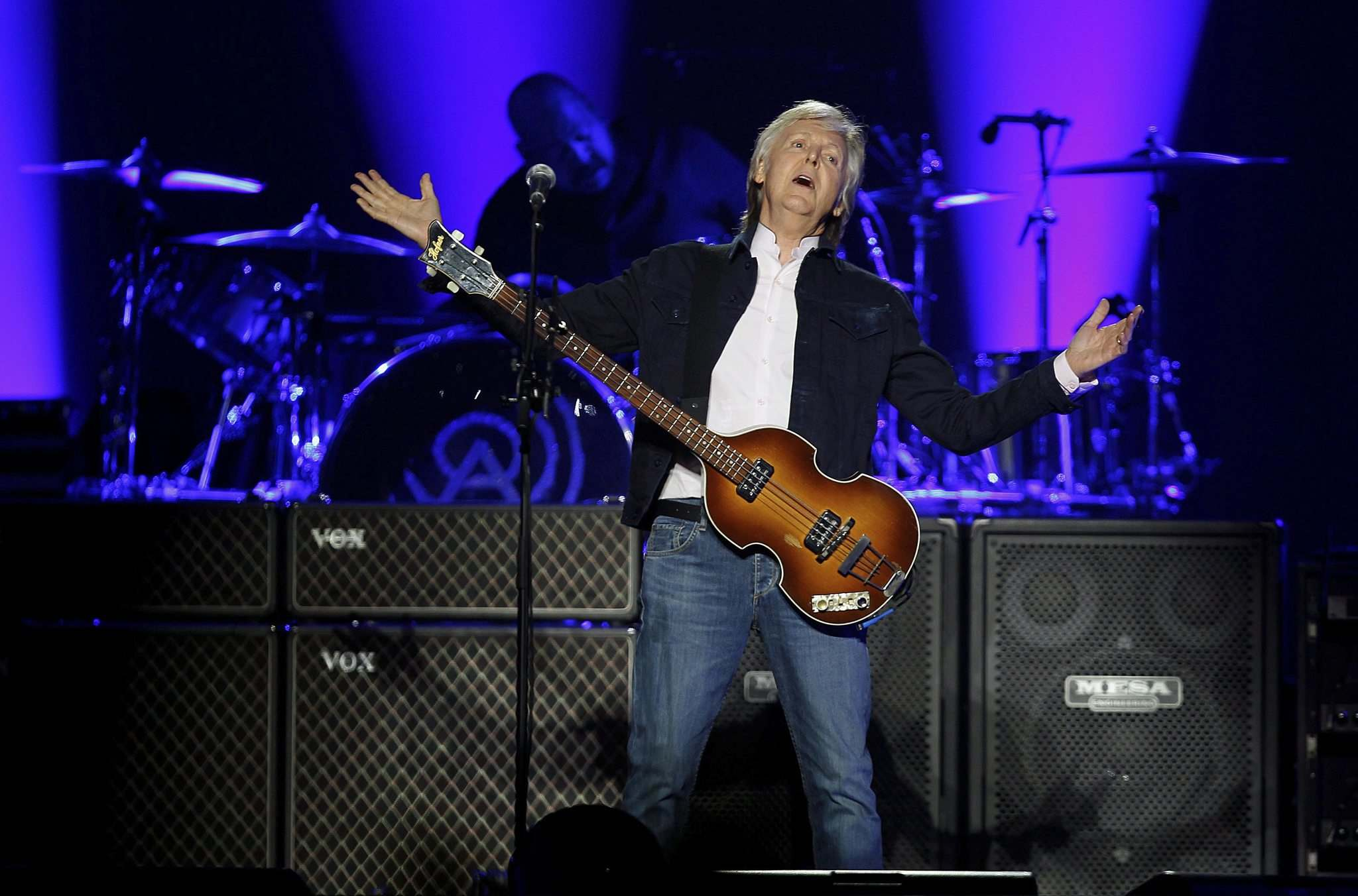 Donnelly considers Paul McCartney his biggest get for a concert in Winnipeg. (Phil Hossack / Free Press files)