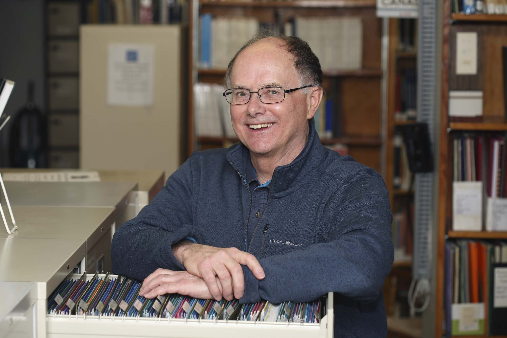 Gord McBean is past president of the Manitoba Genealogical Society.</p></p>