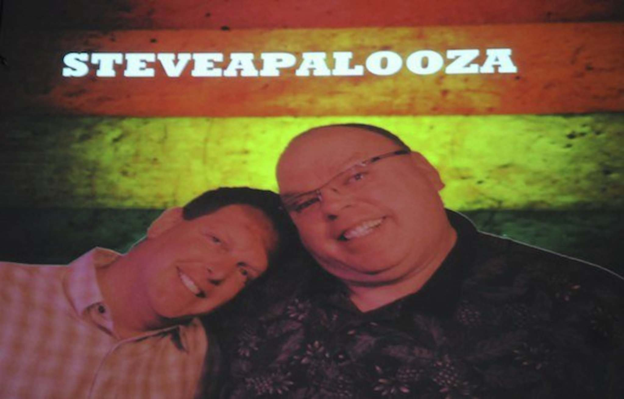 Steveapalooza was Vogelsang's going-away party from Winnipeg and it was entirely his idea.