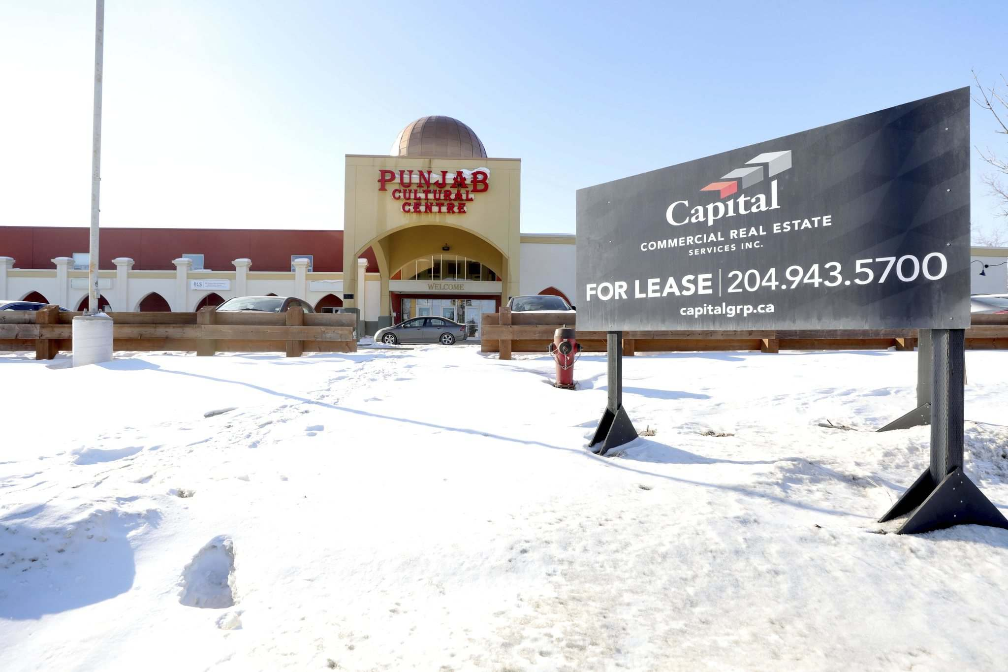 <p>The Punjab Cultural Centre at 1770 King Edward St. is looking for tenants.</p>