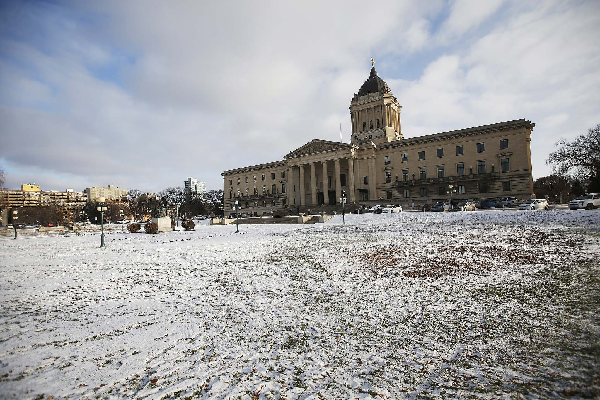 JOHN WOODS / WINNIPEG FREE PRESS FILES</p><p>Manitoba's legislative session resumed Wednesday and questions were raised about the province's preparedness for the eventual appearance of coronavirus cases.</p>