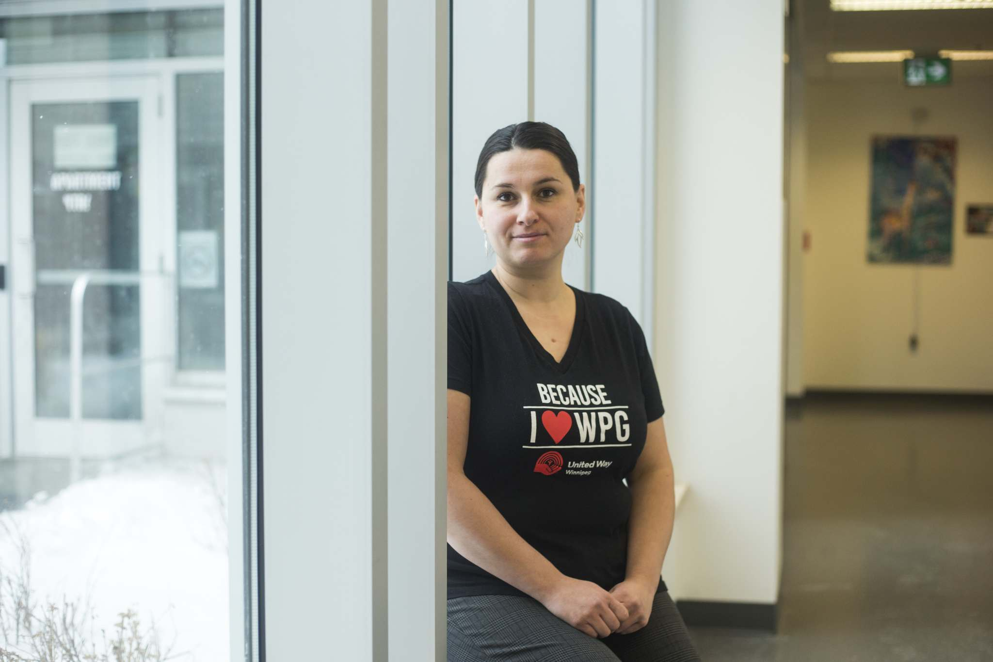 The provision of community services makes for safer communities, says Dorota Blumczynska, executive director of the Immigrant and Refugee Community Organization of Manitoba. (Mikaela MacKenzie / Winnipeg Free Press files)