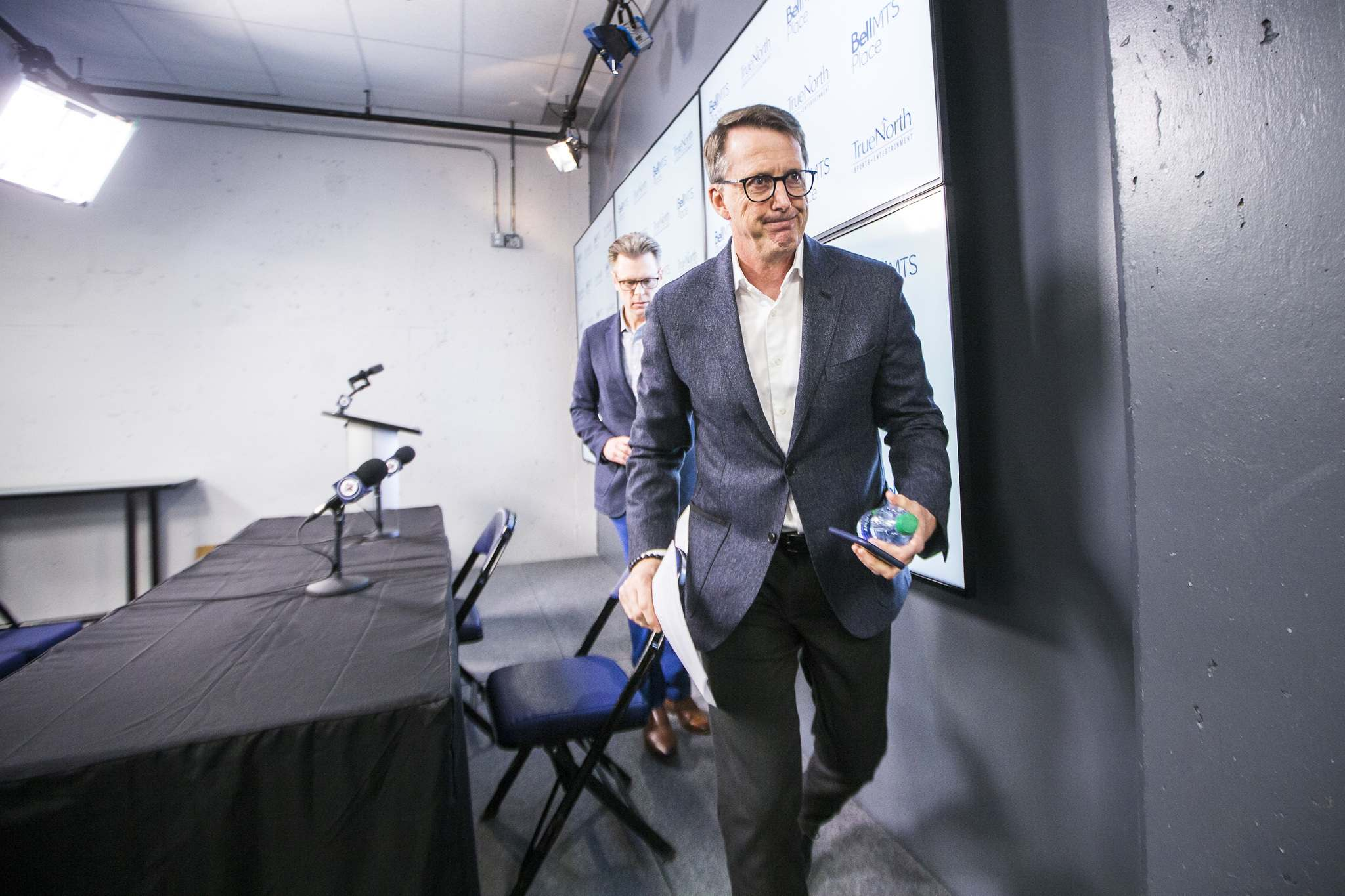 """Mark Chipman's """"they work when we work,"""" comment didn't come across as sympathetic to those on the lowest rungs of the organizational ladder. (Mikaela MacKenzie / Winnipeg Free Press files)</p>"""