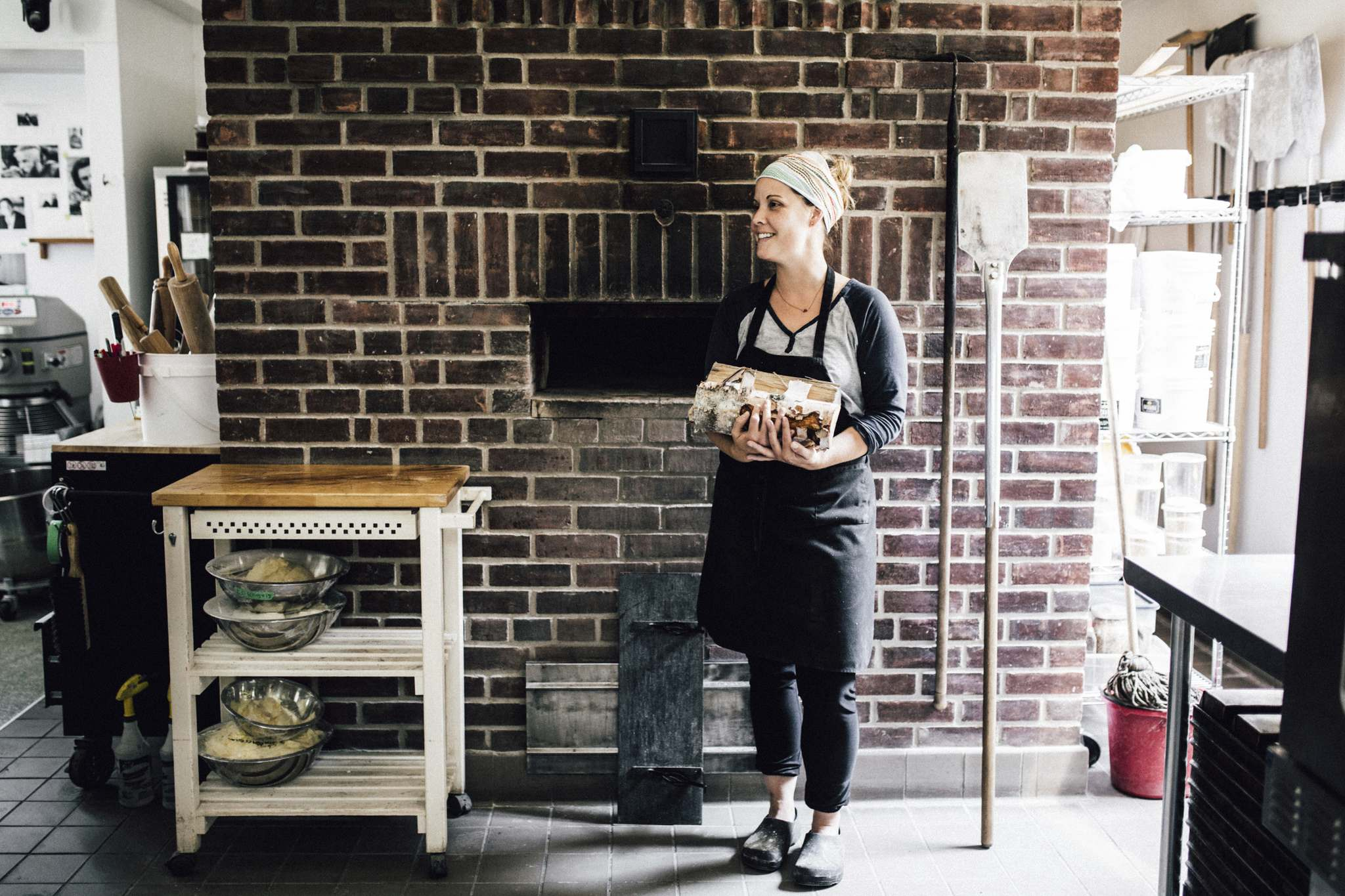 Supplied</p><p>Pennyloaf Bakery owner Suzanne Gessler has closed her Corydon Avenue shop, but finds herself cooking more at home.</p>