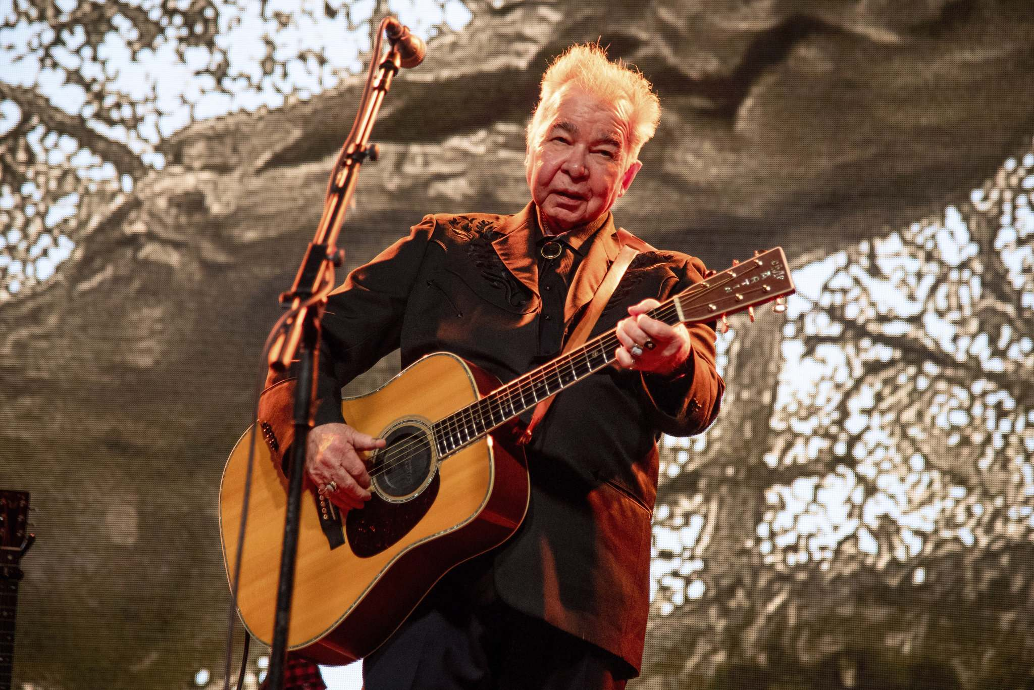 Photo by Amy Harris/Invision/AP, File</p><p>John Prine performs at the Bonnaroo Music and Arts Festival in Manchester, Tenn. Prine died Tuesday from complications of the coronavirus. He was 73.</p></p>
