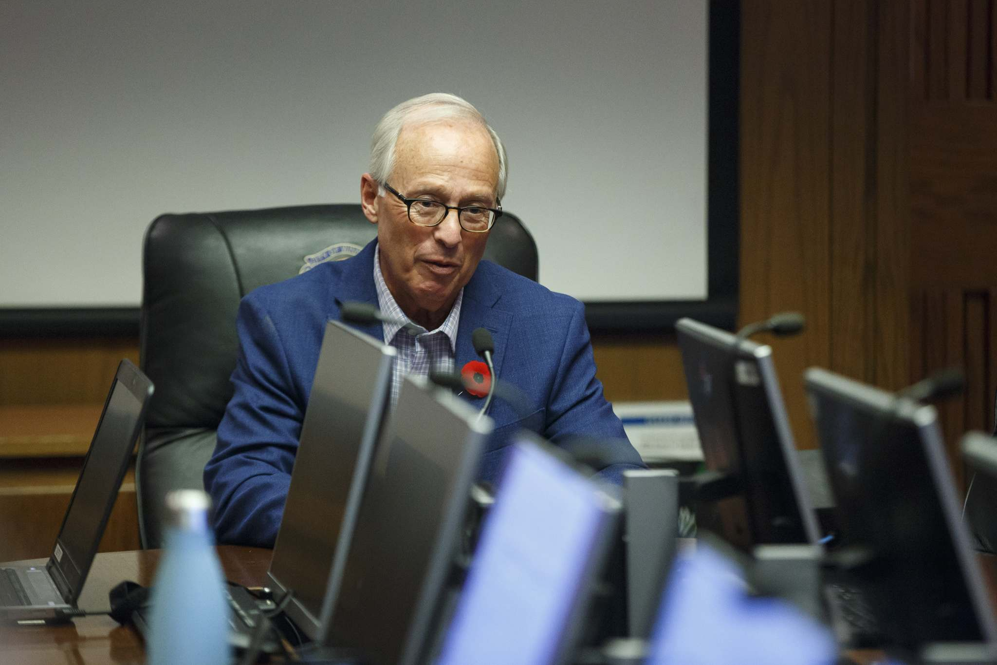 """Goldeyes owner Sam Katz: """"It would mean almost no revenue for almost an entire year. Whereas expenses keep going. You try to limit them of course, and there's plans to defer some of them, but you still have to pay."""""""