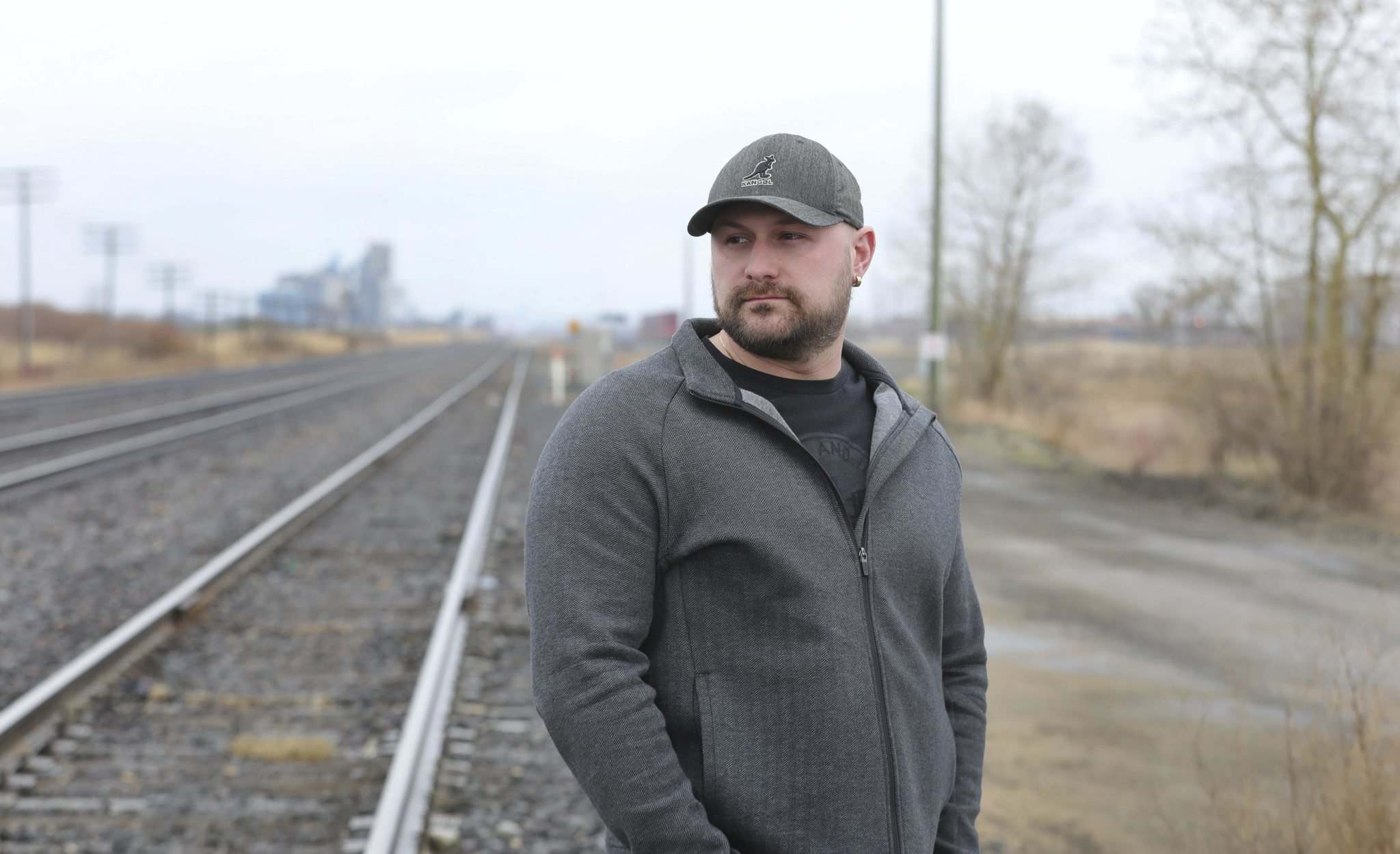 Denten Dandeneau said he's called Service Canada at least every second day, and often waits hours to speak with someone who doesn't have an answer, or his call gets dropped.</p>