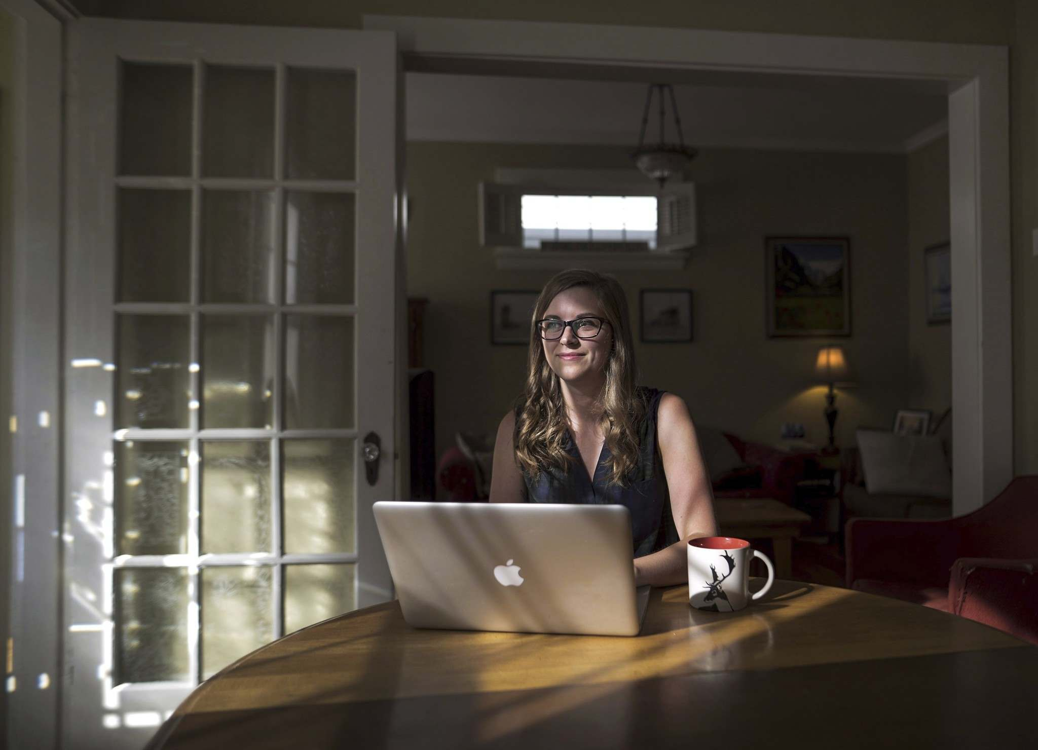 Darren Calabrese / The Canadian Press files</p><p>Many professionals working at home during the COVID-19 pandemic have found they can do their jobs from outside the office and say they want to work remotely more often in the future.</p>