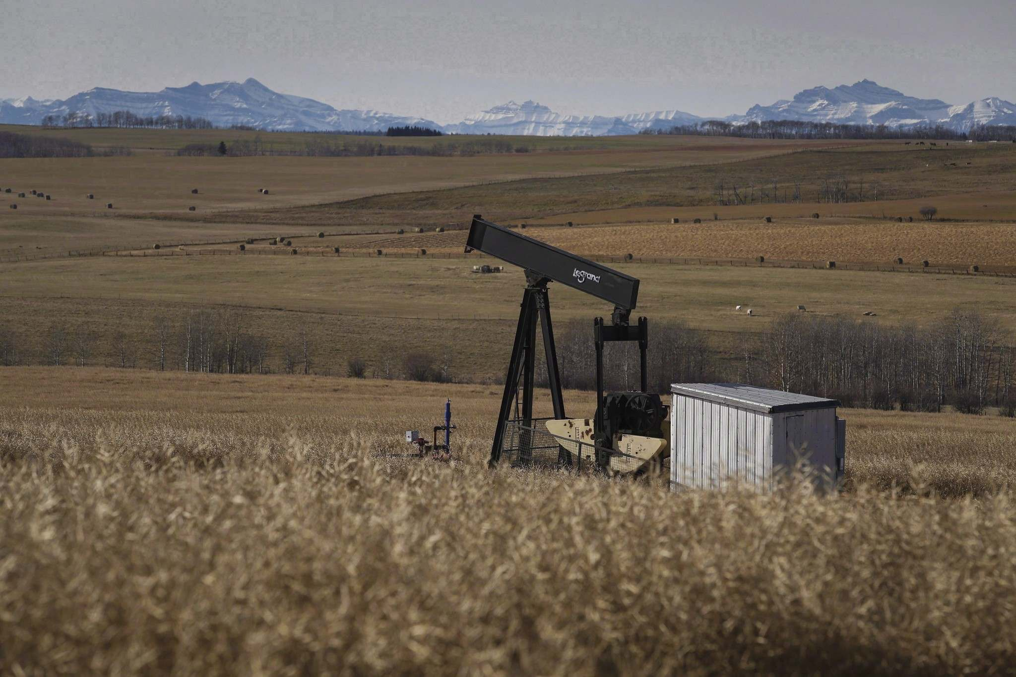 The Liberals carved out a program to pay people to remediate abandoned oil wells.