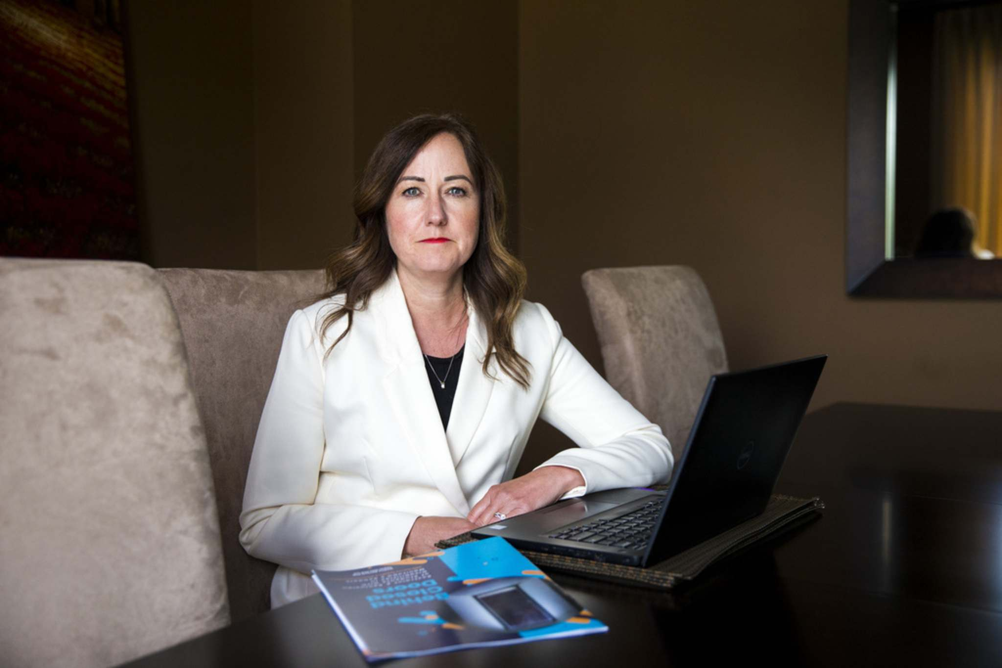 MIKAELA MACKENZIE / WINNIPEG FREE PRESS</p><p>Nadine Bartlett, an assistant professor of inclusive education at the U of M with report which outlines the results of a summer 2019 exploratory study that looked into how seclusion/restraint is used on students with disabilities in Manitoba schools.</p>