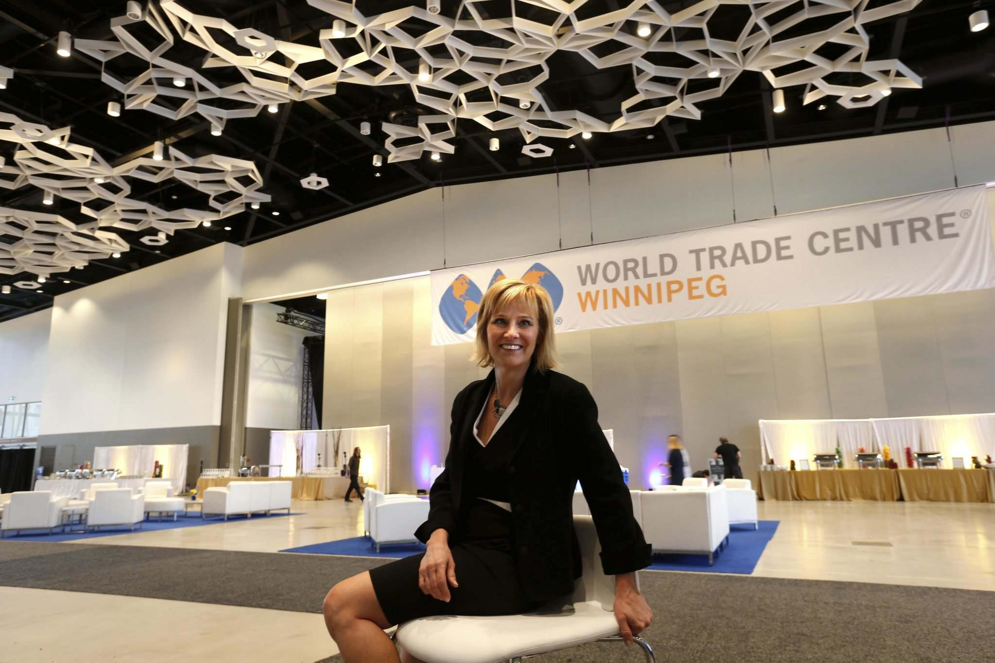 WAYNE GLOWACKI / WINNIPEG FREE PRESS FILES</p><p>Mariette Mulaire, president and CEO of the World Trade Centre Winnipeg, says despite the disruption, the North American market remains important to Manitoba businesses.</p>