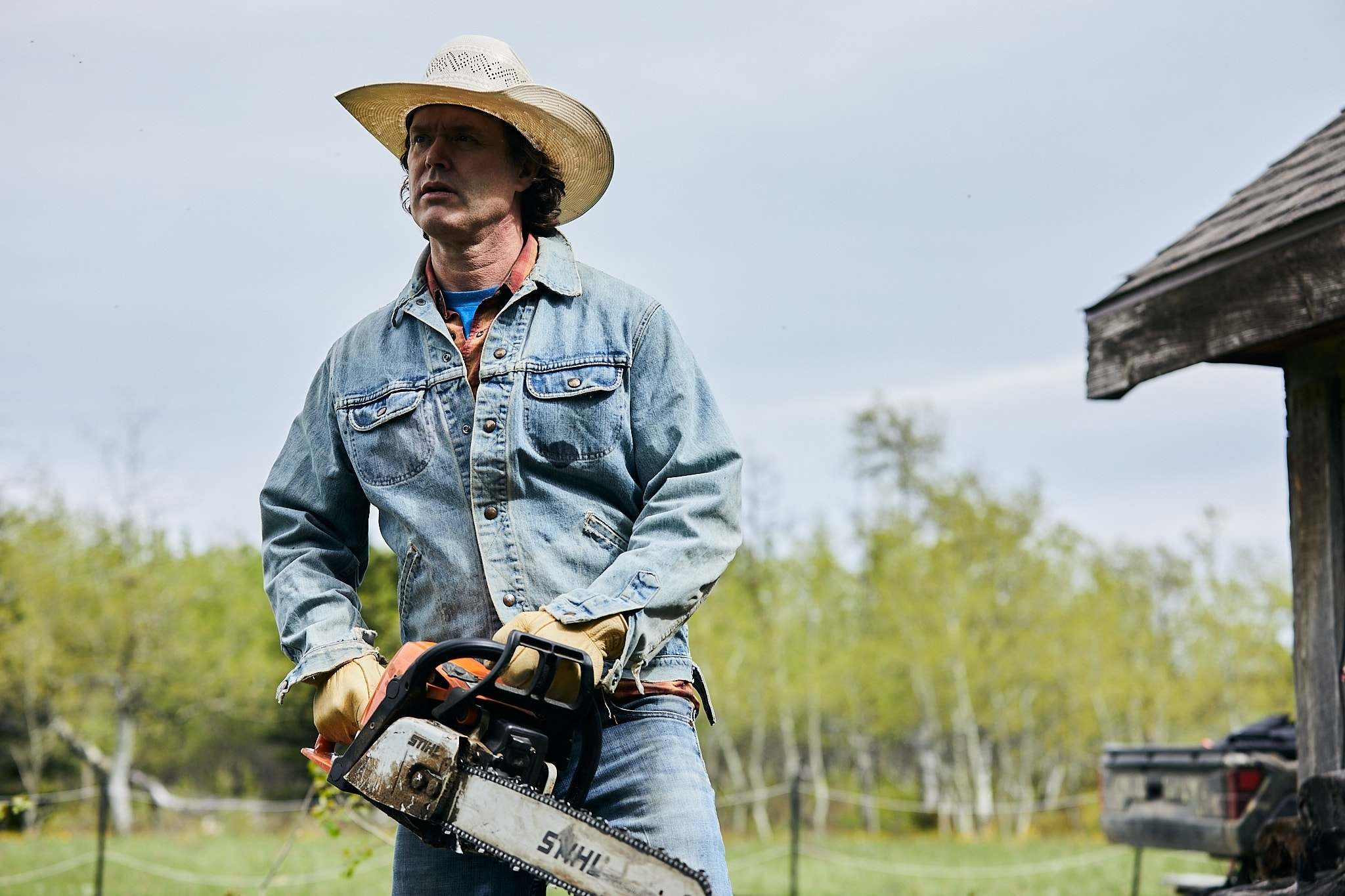 """""""I love that festival because they honour underground country,"""" Corb Lund says."""