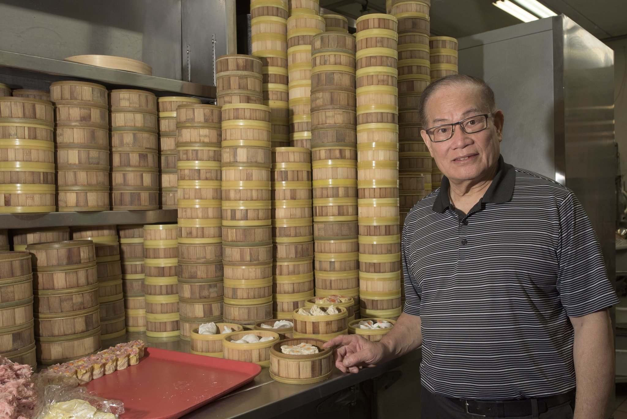 Geoffrey Young, owner and chef at Kum Koon Garden on King Street, says he wanted to 'change people's idea about Chinese restaurants' when he opened his business in 1977.</p></p>