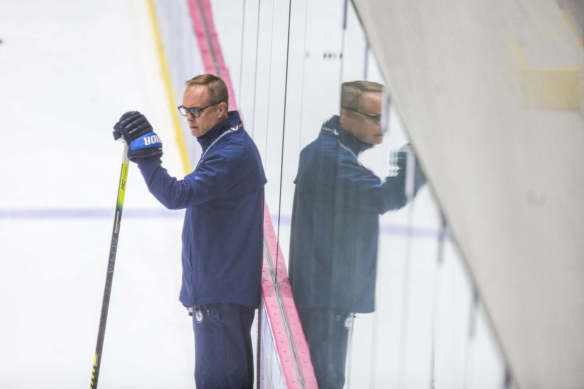 """""""We'll get out and get a good skate here and then by the time we're done our day here, we'll have a pretty good handle on how this is all going to go,"""" Paul Maurice said today."""