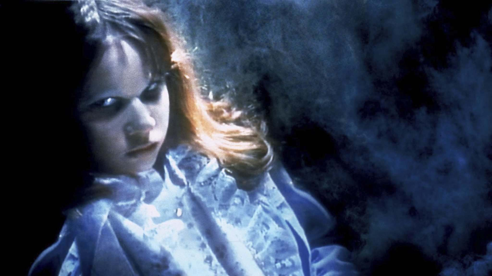 Linda Blair portrays a possessed Regan MacNeil in aThe Exorcist.