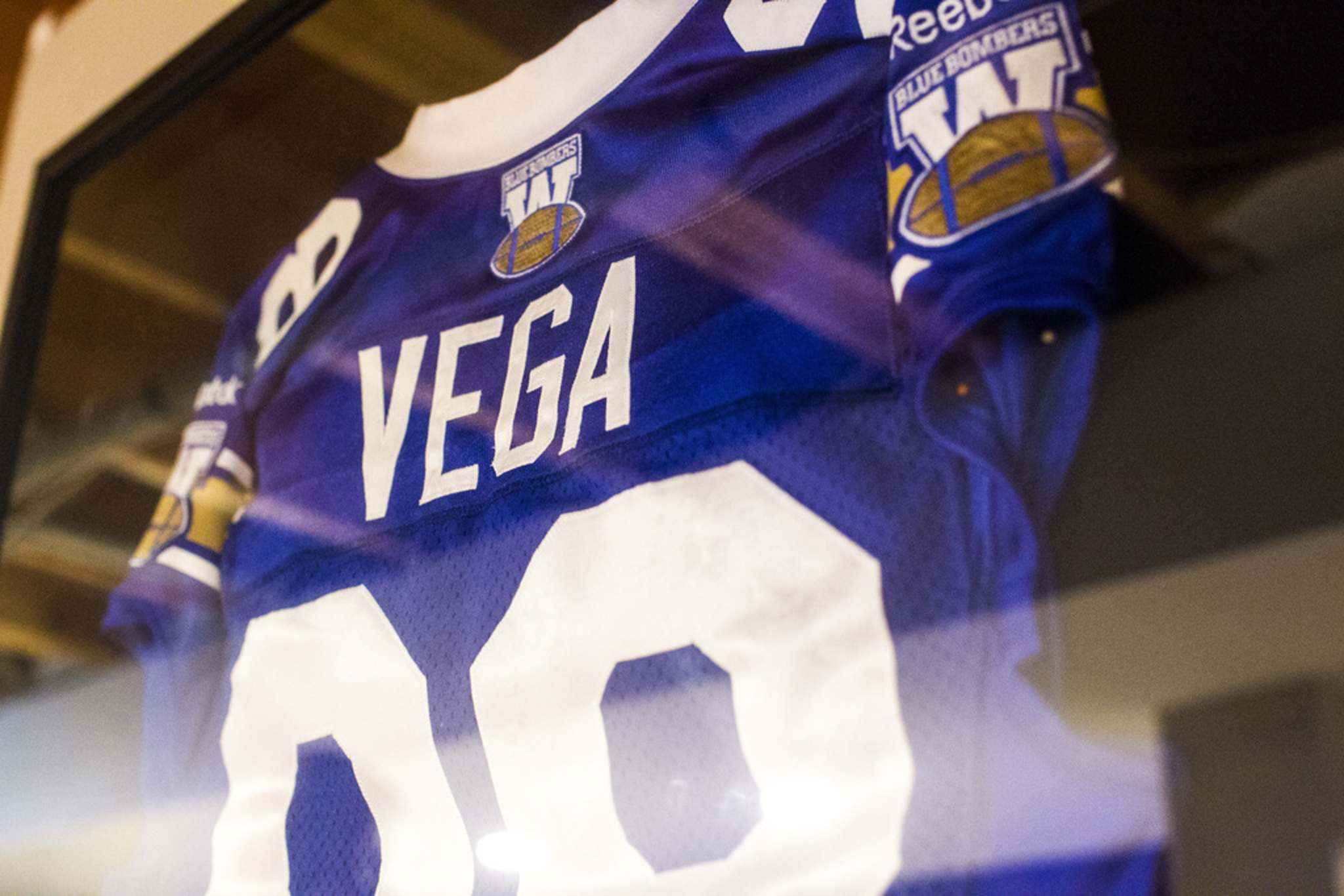 In 2017, Vega signed a one-day contract with the Blue Bombers, at which point he announced his retirement from the game.