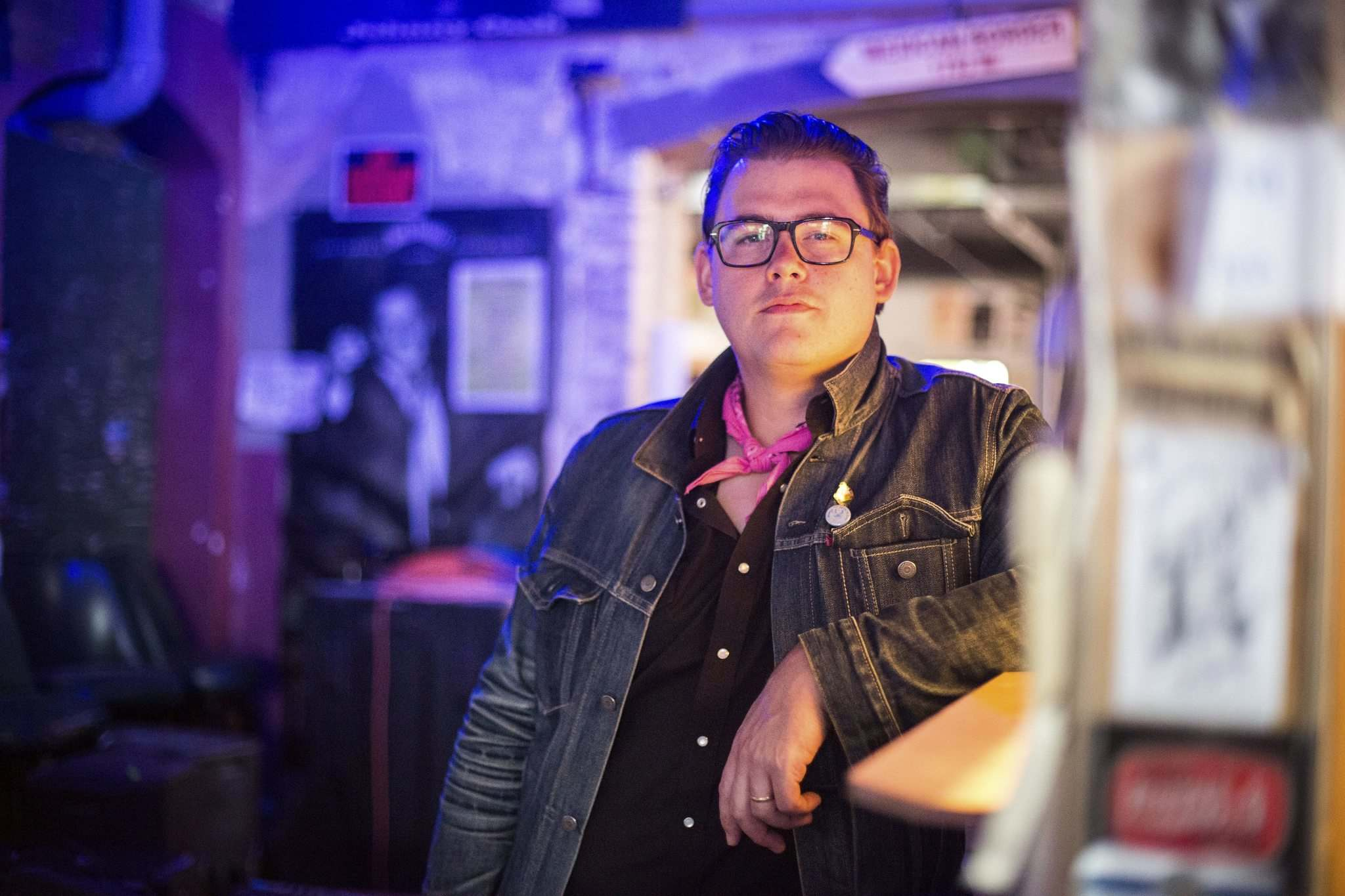 MIKAELA MACKENZIE / WINNIPEG FREE PRESS</p><p>Sean Burns and his band Lost Country have recorded an album of classic truck-driving covers. Proceeds from the new country album will go to support Times Change(d) High & Lonesome Club.</p>