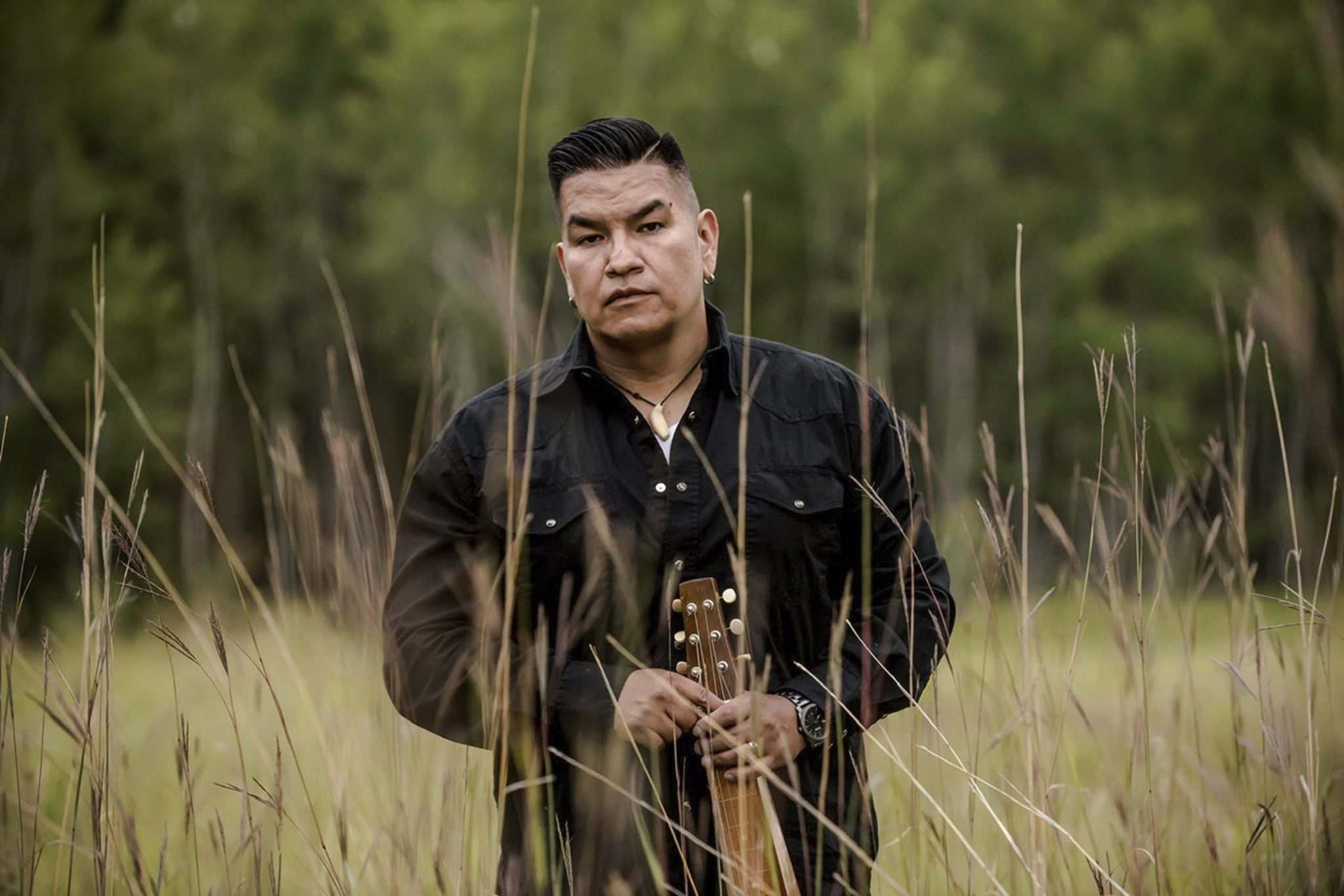 APTN</p><p>Cree singer-songwriter Jason Burnstick was inspired by the birth of his son.</p>