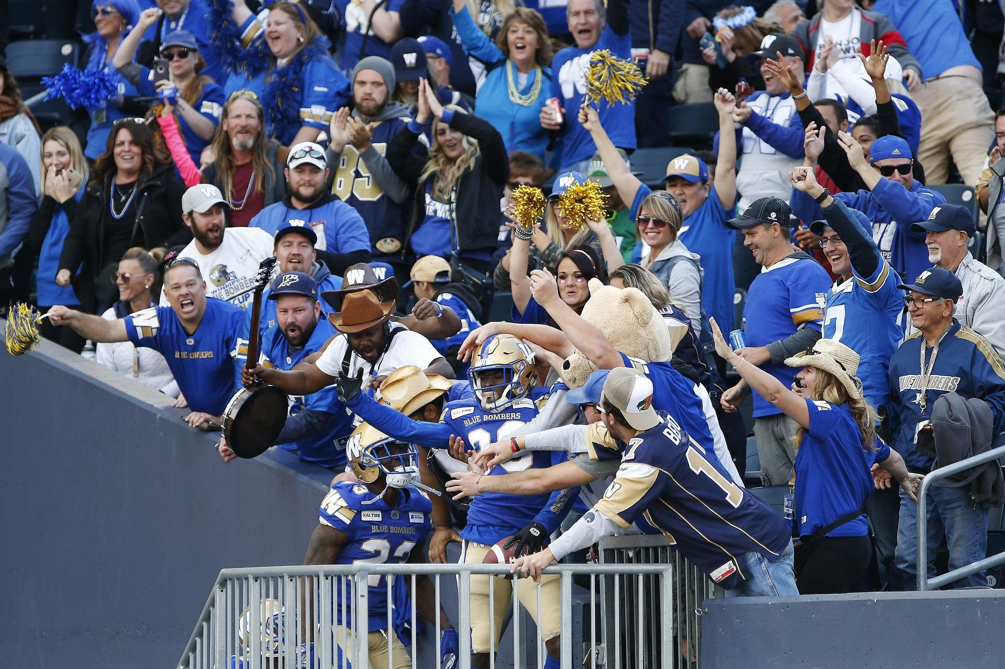In 2019, Rose capped a phenomenal three-year rise in the CFL as a key performer for the Bombers in their run to a Grey Cup victory.