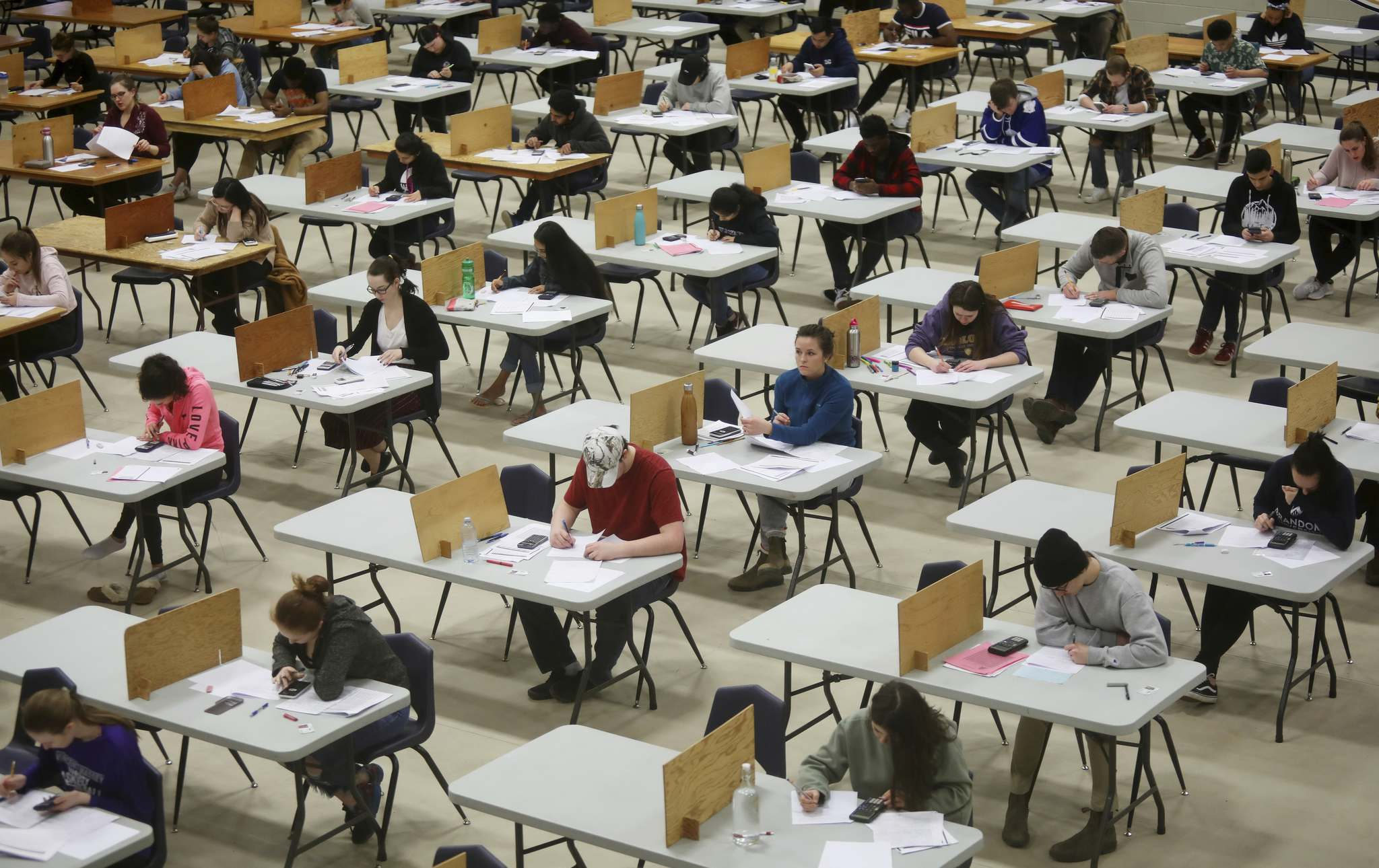 (Tim Smith / The Brandon Sun files)</p><p>Getting to the root of why students cheat is important. </p>