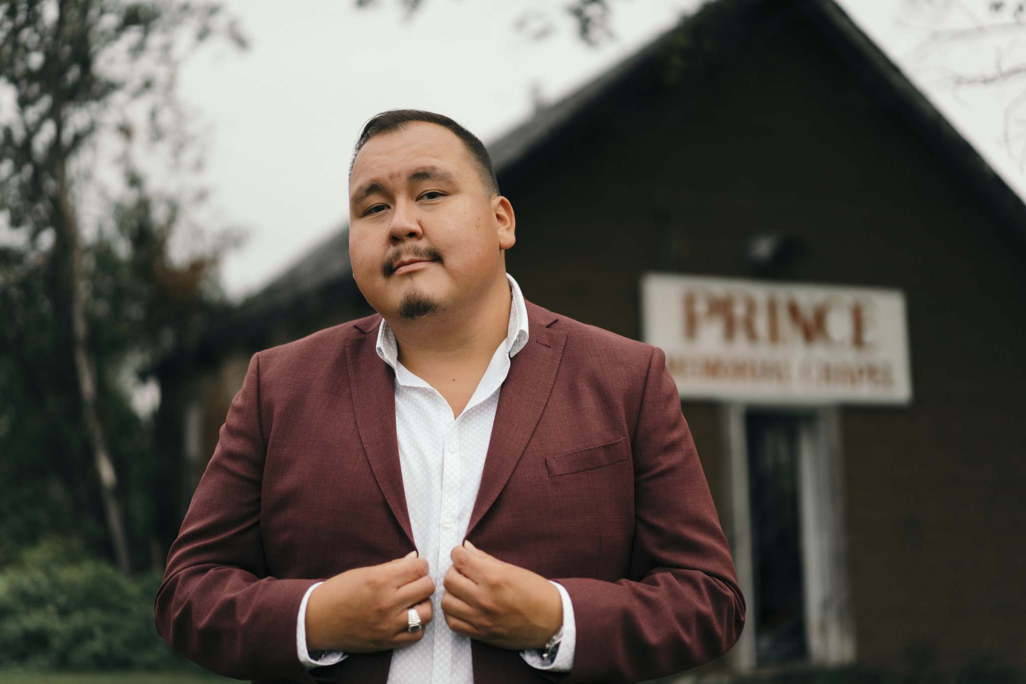 Six Shooter Records</p><p>William Prince's new gospel album is a nod to his father, who toured northern Manitoba playing churches, community halls and bars.</p>