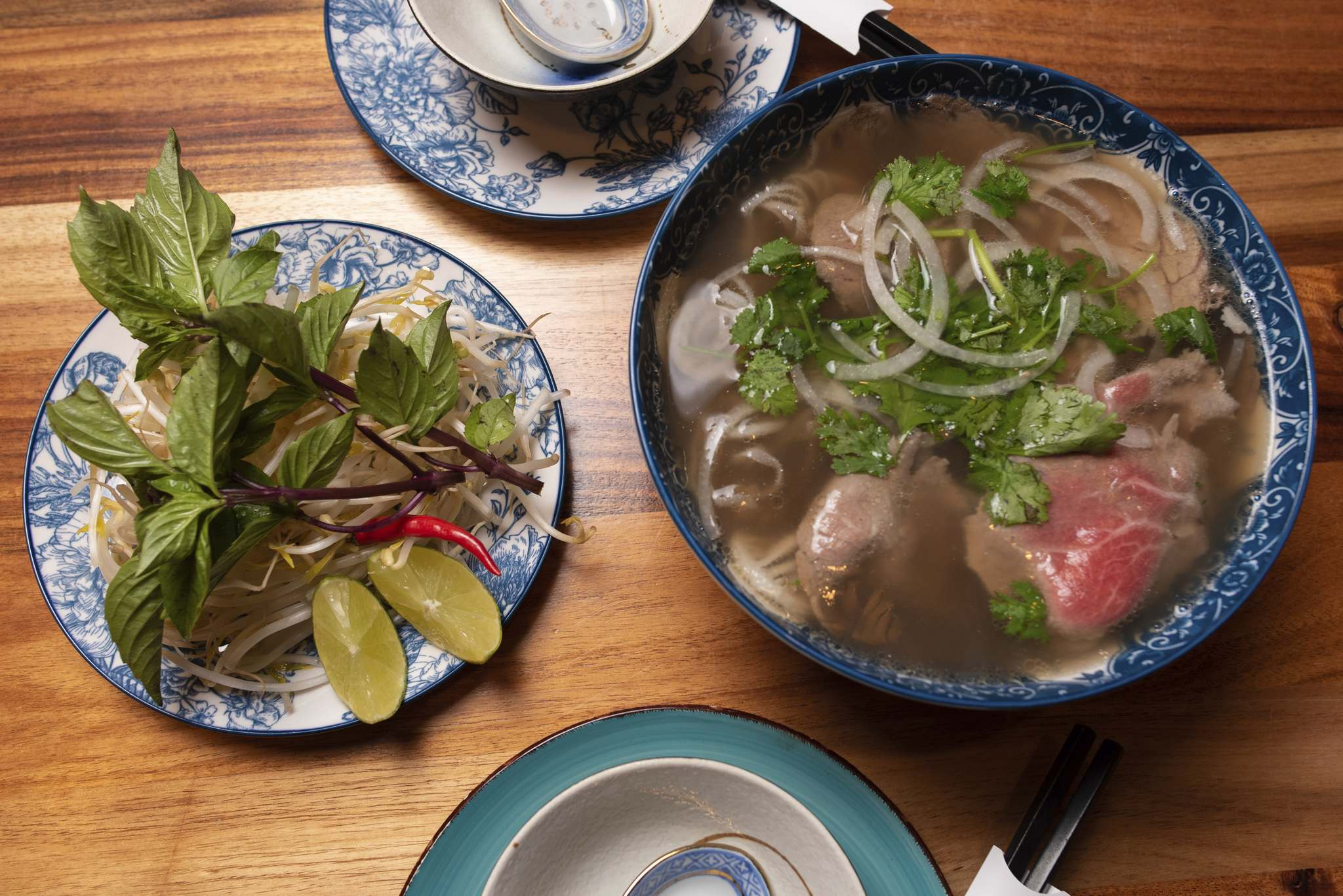 The House Special Pho at Pho Hoang Osborne.