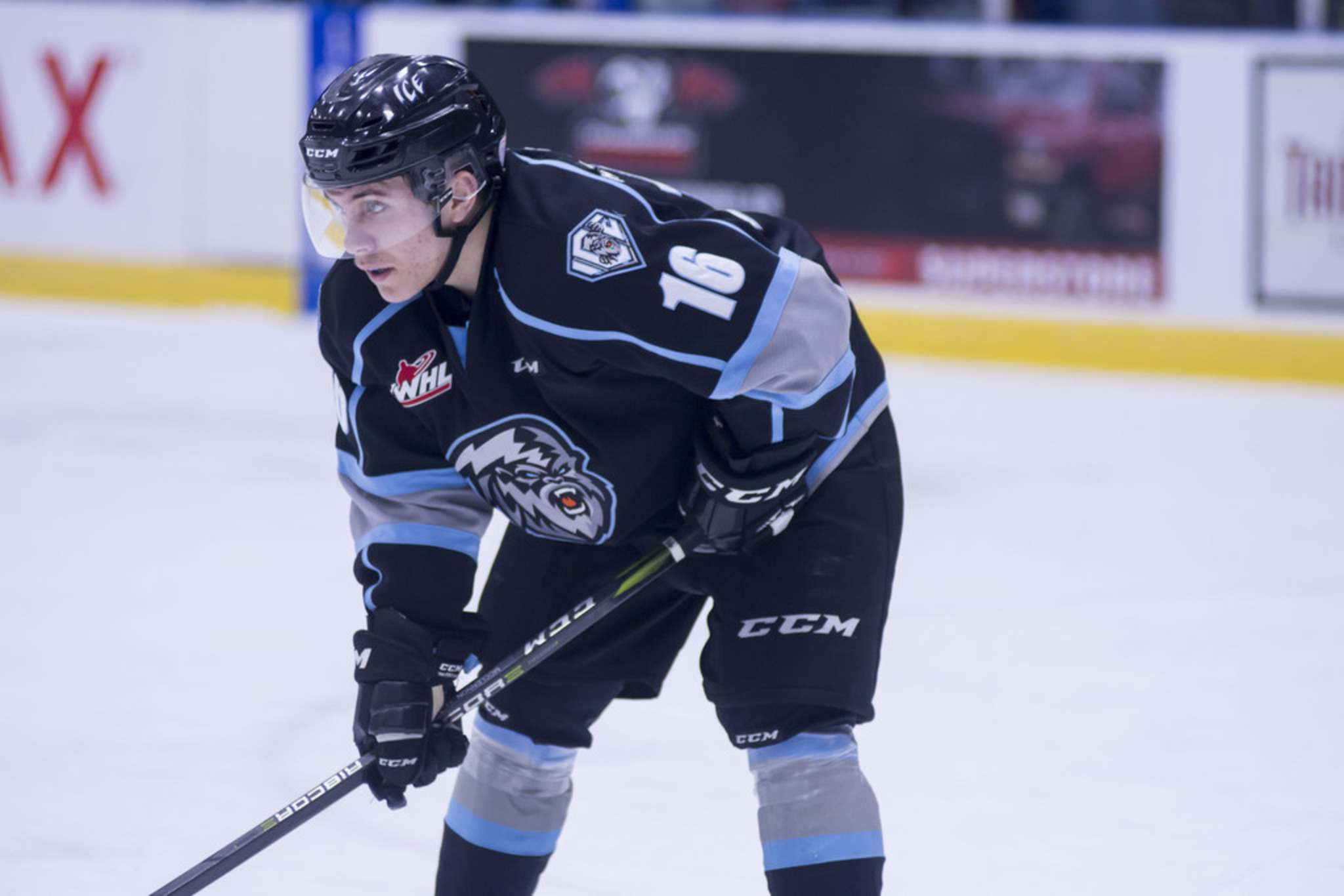 SUPPLIED</p><p>Winnipeg Ice player Connor McClennon will suit up for the Winnipeg Blues thanks to the WHL's temporary transfer rule.</p>
