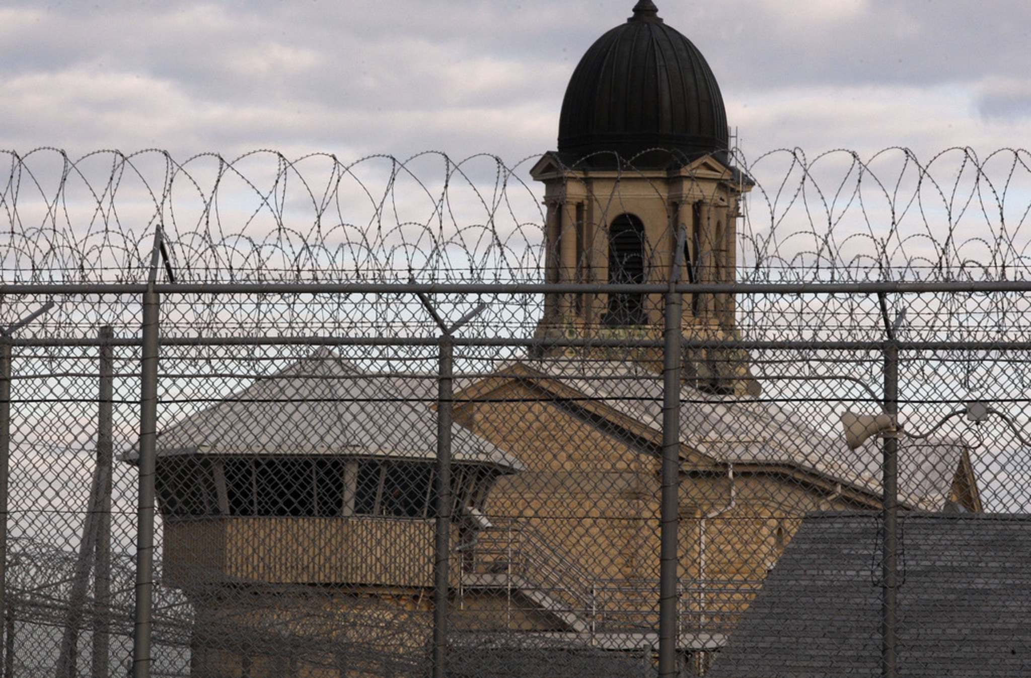 Ken Gigliotti/Winnipeg Free Press Files</p><p>29 inmates and eight staff at Stony Mountain Institution had tested positive for COVID-19 as of Monday.</p>