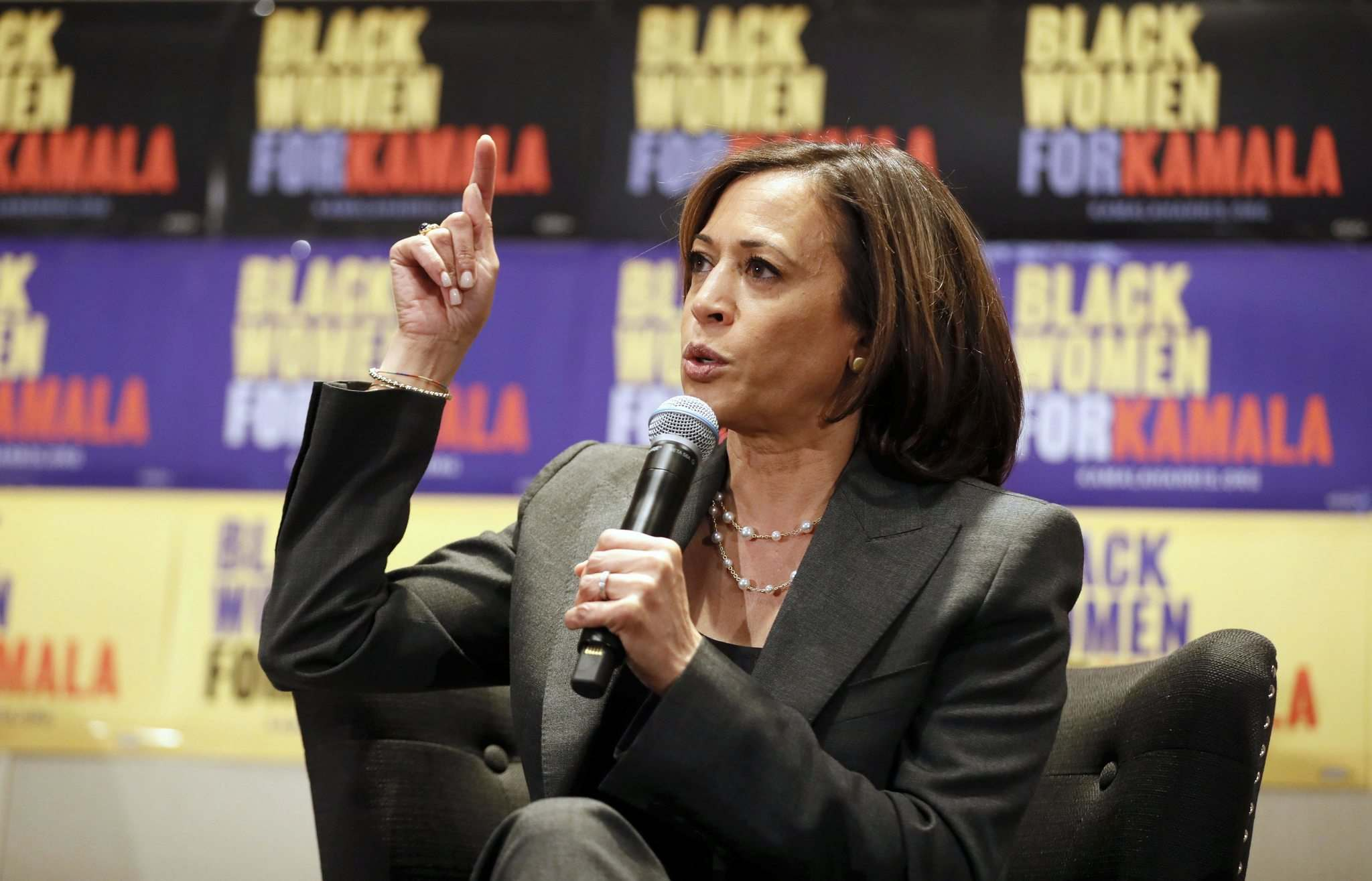 Bob Andres/Atlanta Journal-Constitution via AP, File</p><p>The election of Kamala Harris as the next U.S. vice-president must have brought a sense of vindication to civil-rights pioneers such as Ruby Bridges.</p>