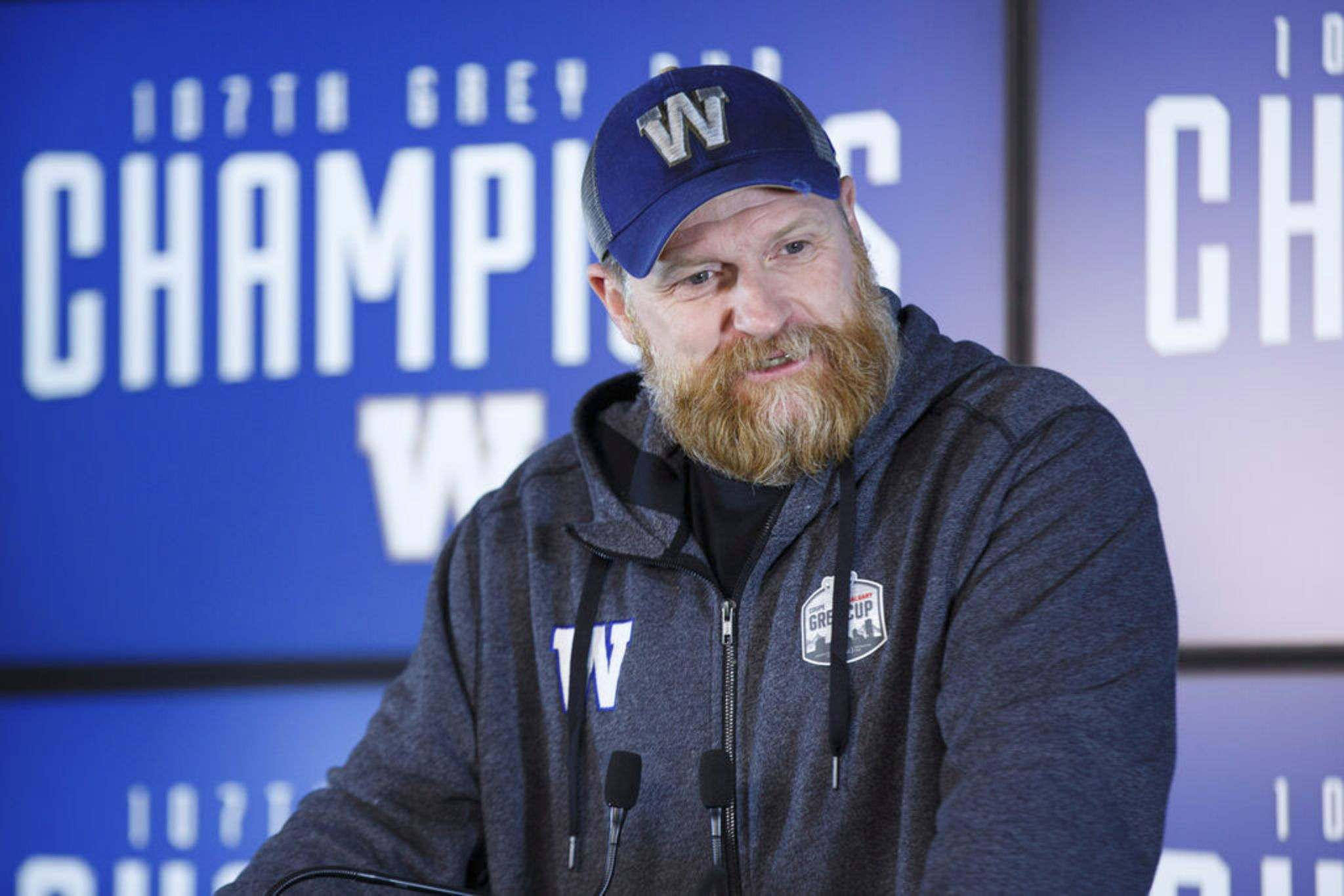 MIKE DEAL / WINNIPEG FREE PRESS FILES</p><p>Winnipeg Blue Bombers head coach Mike O'Shea is due to start his seventh season in charge of the Bombers next spring.</p>