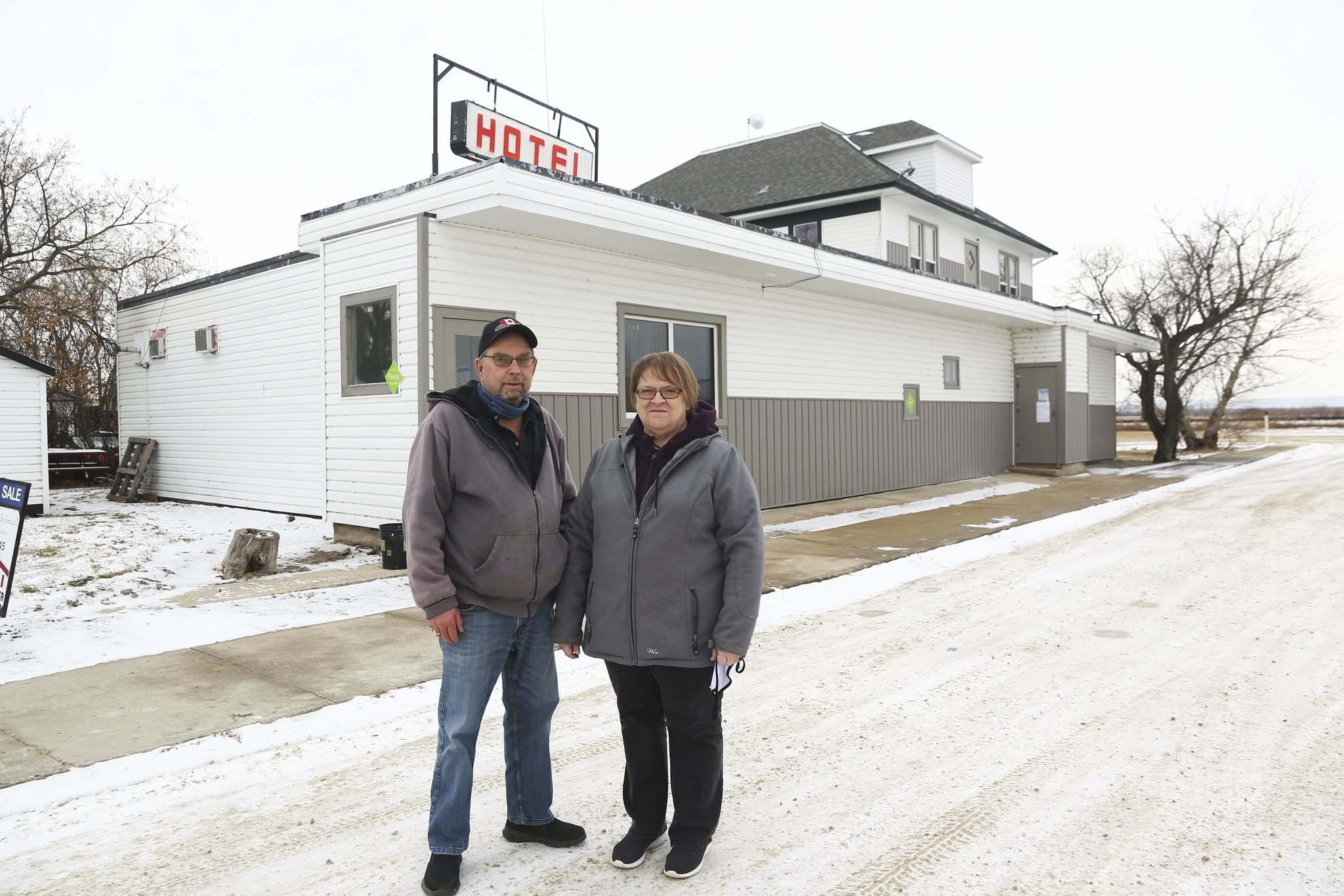 Bob and Bev Fuglsang just celebrated their 30th year as owners of the Corona Hotel in Glenella.