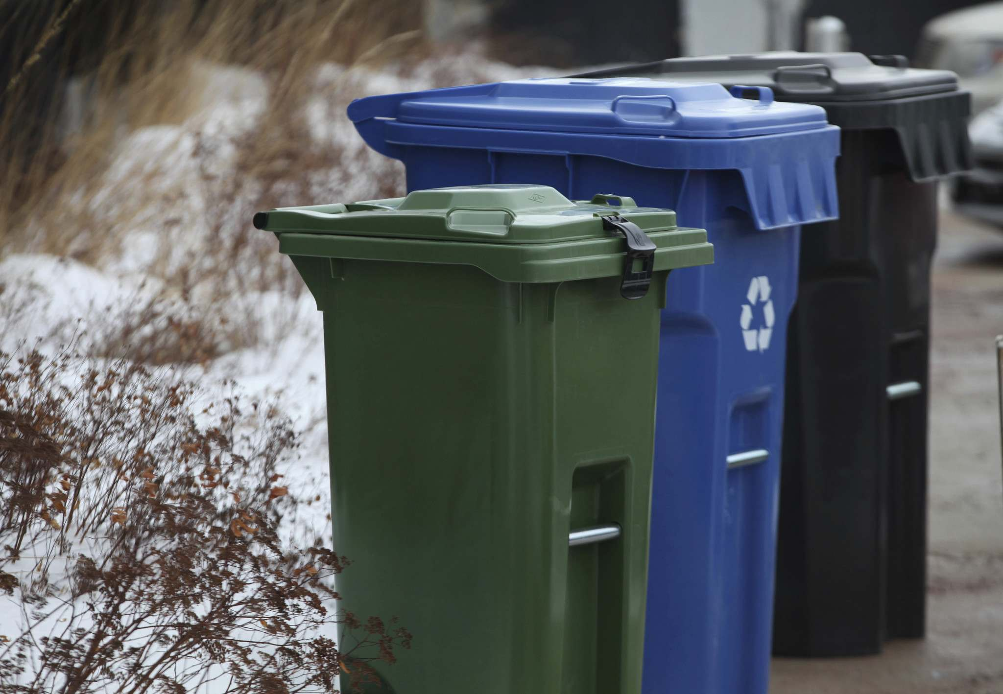 Winnipeg's City Council has yet to commit to a citywide composting program but is preparing to vote on one in the next couple of years. (Ruth Bonneville / Winnipeg Free Press files)</p>