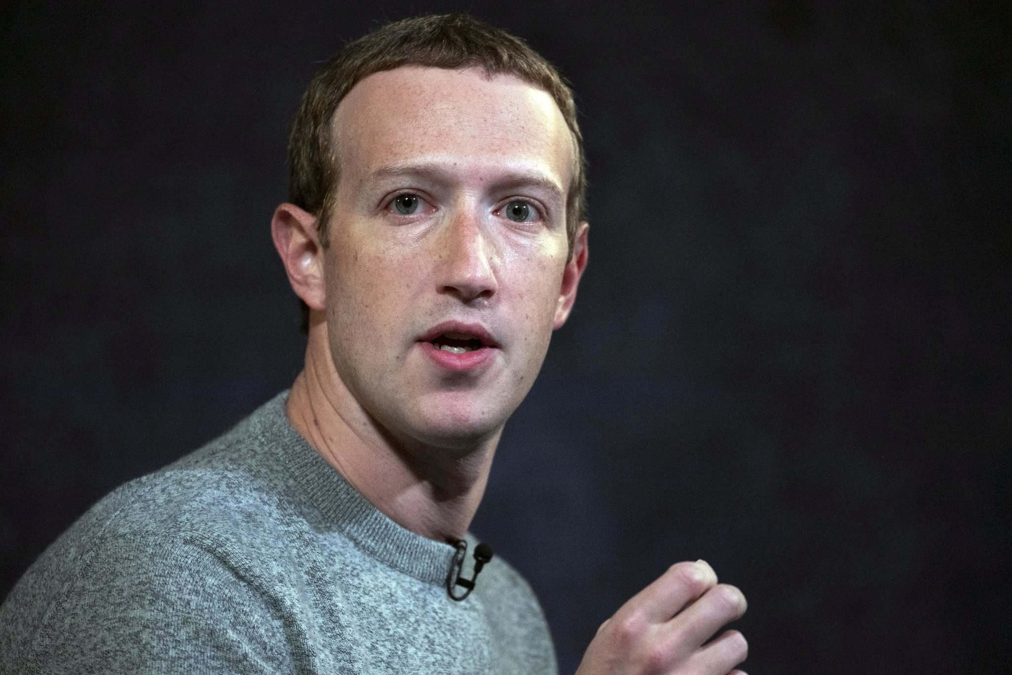 Facebook CEO Mark Zuckerberg reversed his stance on defending Holocaust deniers' rights to post their opinions on the platform.