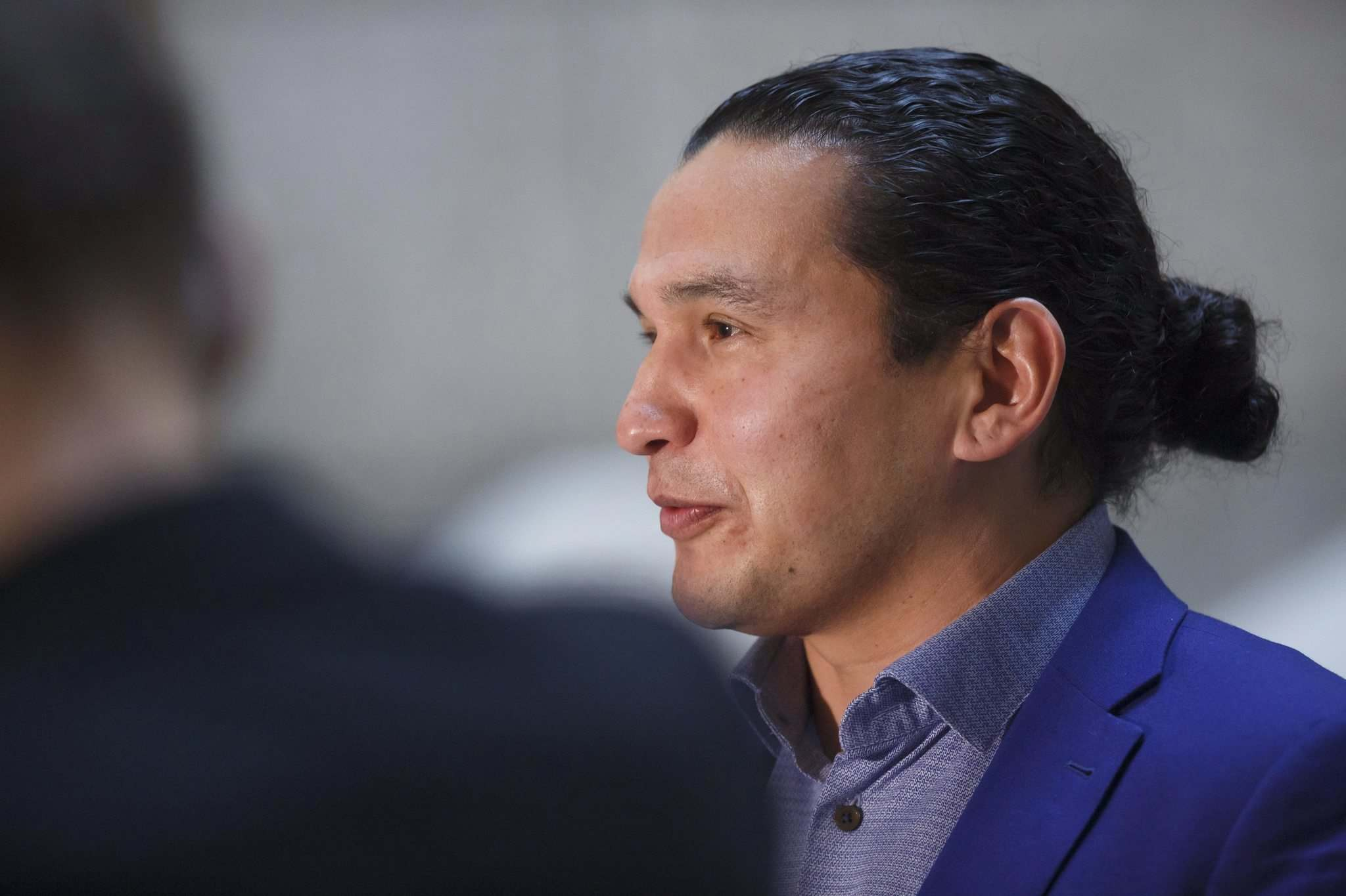 """""""If (Teitsma) showed such poor judgment over the holidays, I've got to think that Mr. Pallister should remove him from that committee that has such an important role,"""" NDP Leader Wab Kinew said Wednesday."""